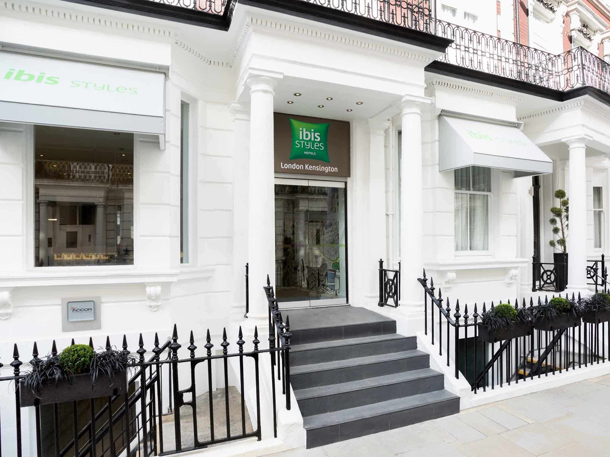 Otel – ibis Styles London Kensington