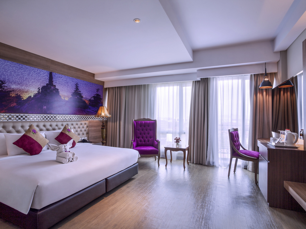 Hotel in YOGYAKARTA - Grand Mercure Yogyakarta Adi Sucipto