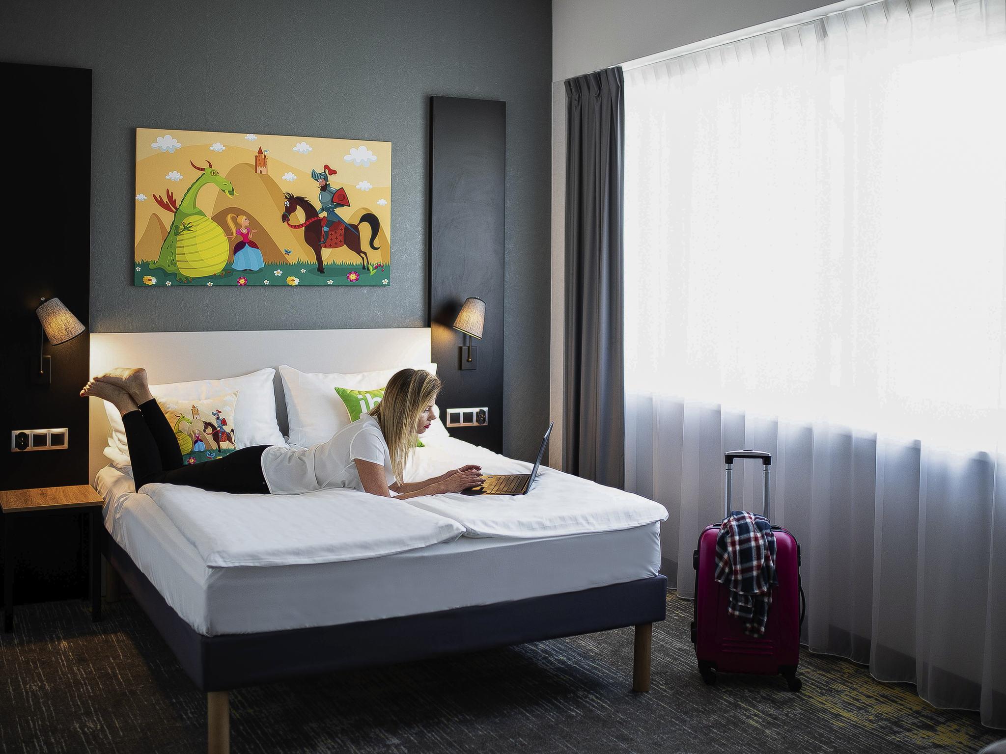 โรงแรม – ibis Styles Grudziadz