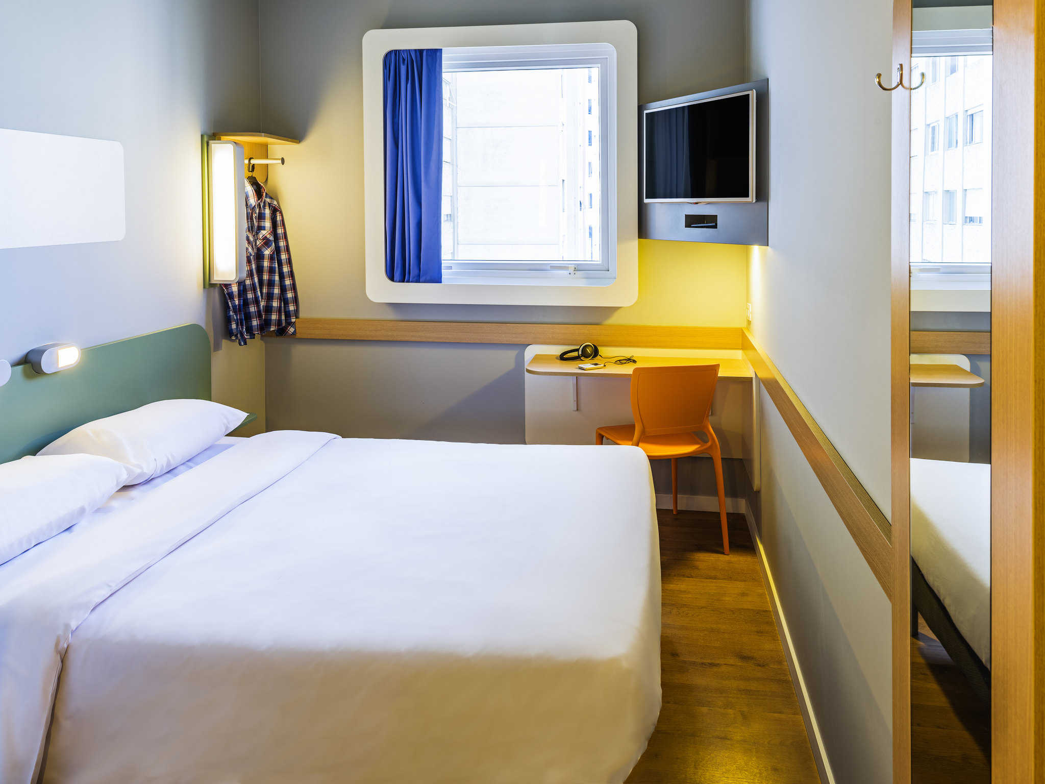 Hotell – ibis budget Sp Frei Caneca