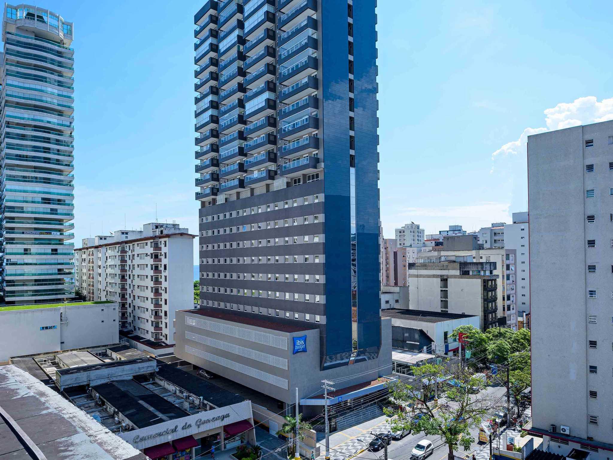 Отель — ibis budget Santos Gonzaga