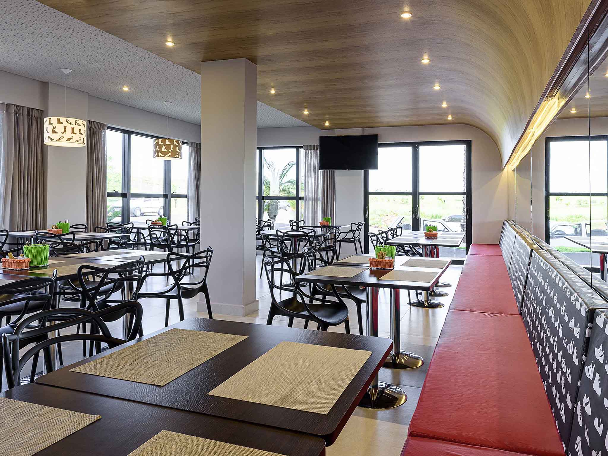 โรงแรม – ibis Styles Birigui