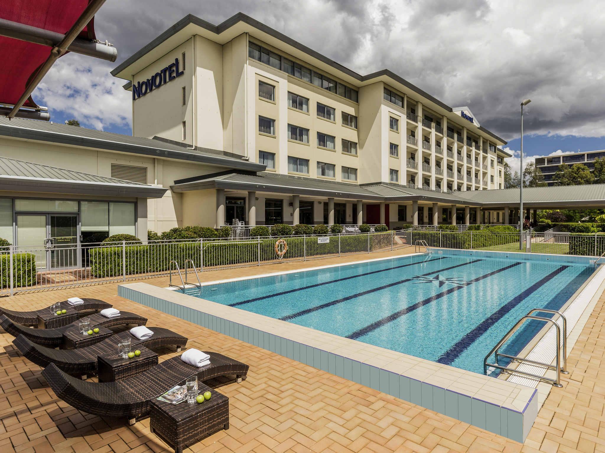 โรงแรม – Novotel Sydney Norwest