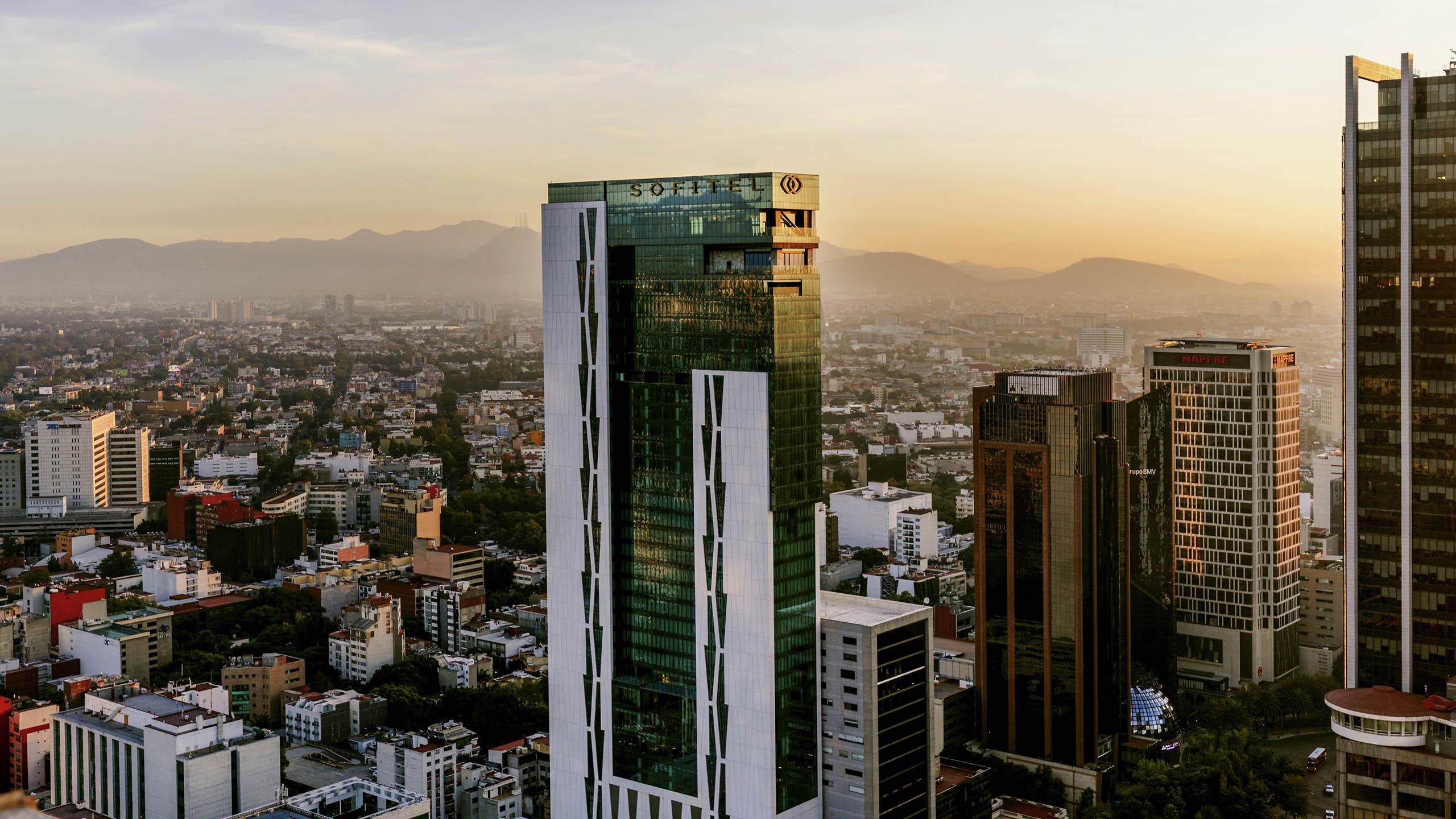 Hotel De Lujo México Sofitel México City Reforma
