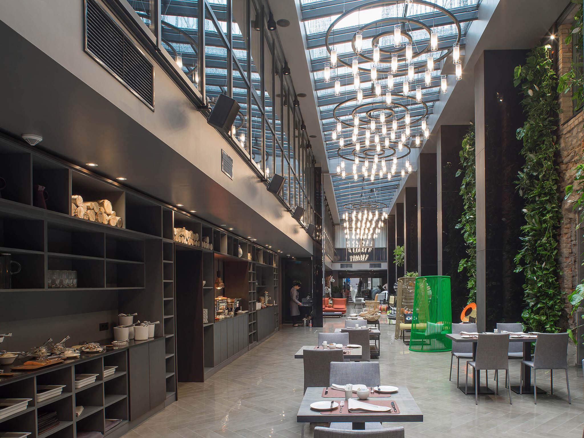 호텔 – Pullman Riga Old Town