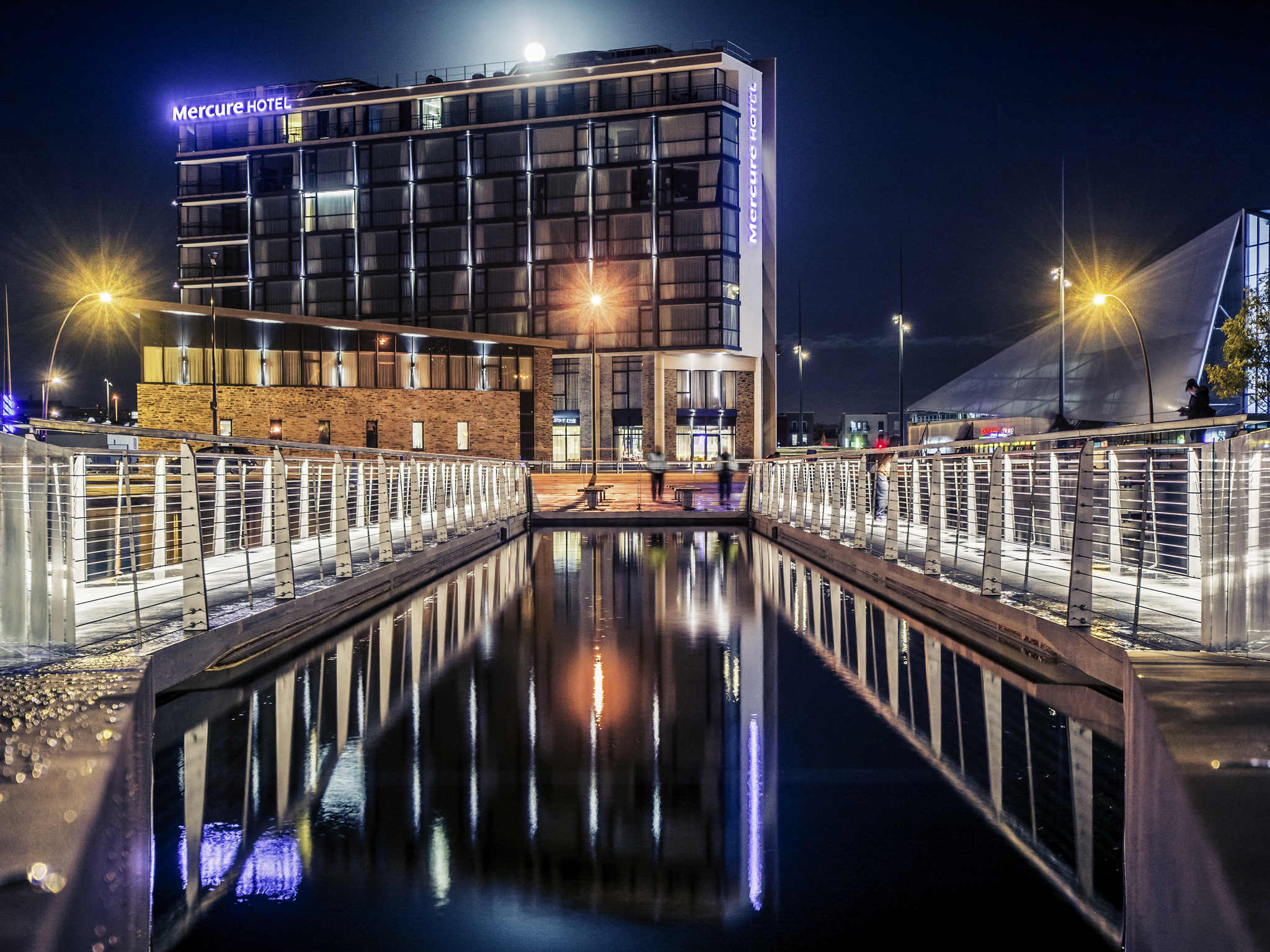 Hotel – Mercure Cherbourg Centre Port hotel