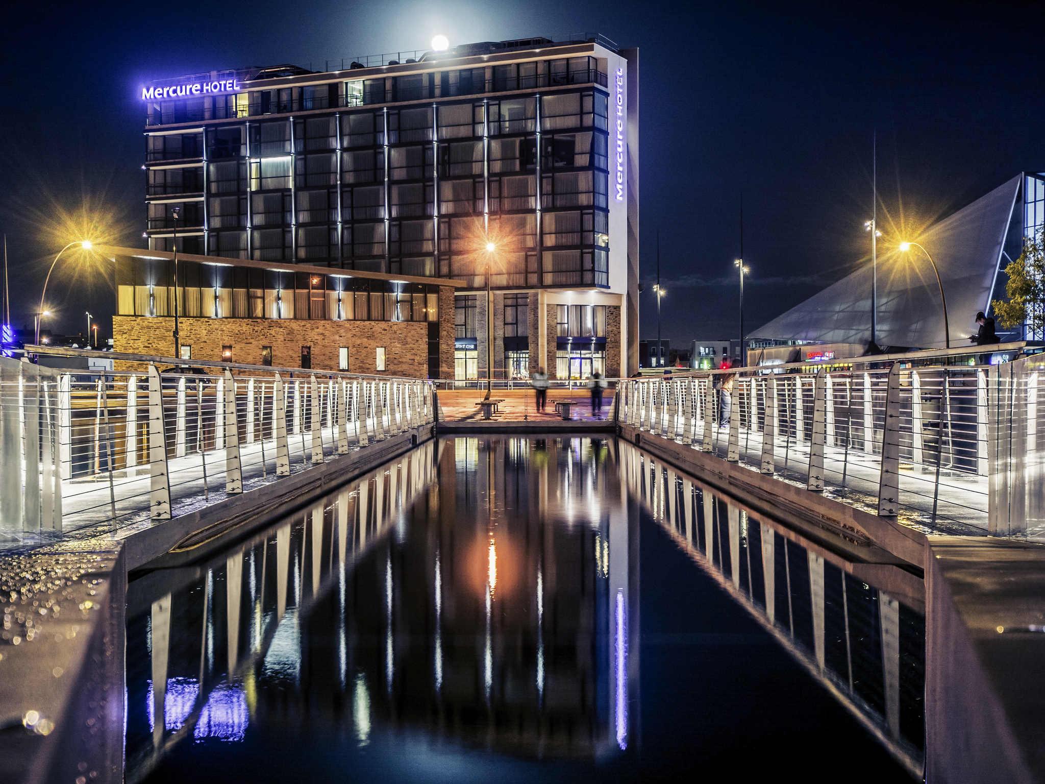 酒店 – 瑟堡中心港口美居酒店