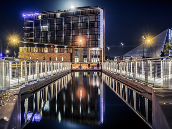 Hôtel Mercure Cherbourg Centre Port
