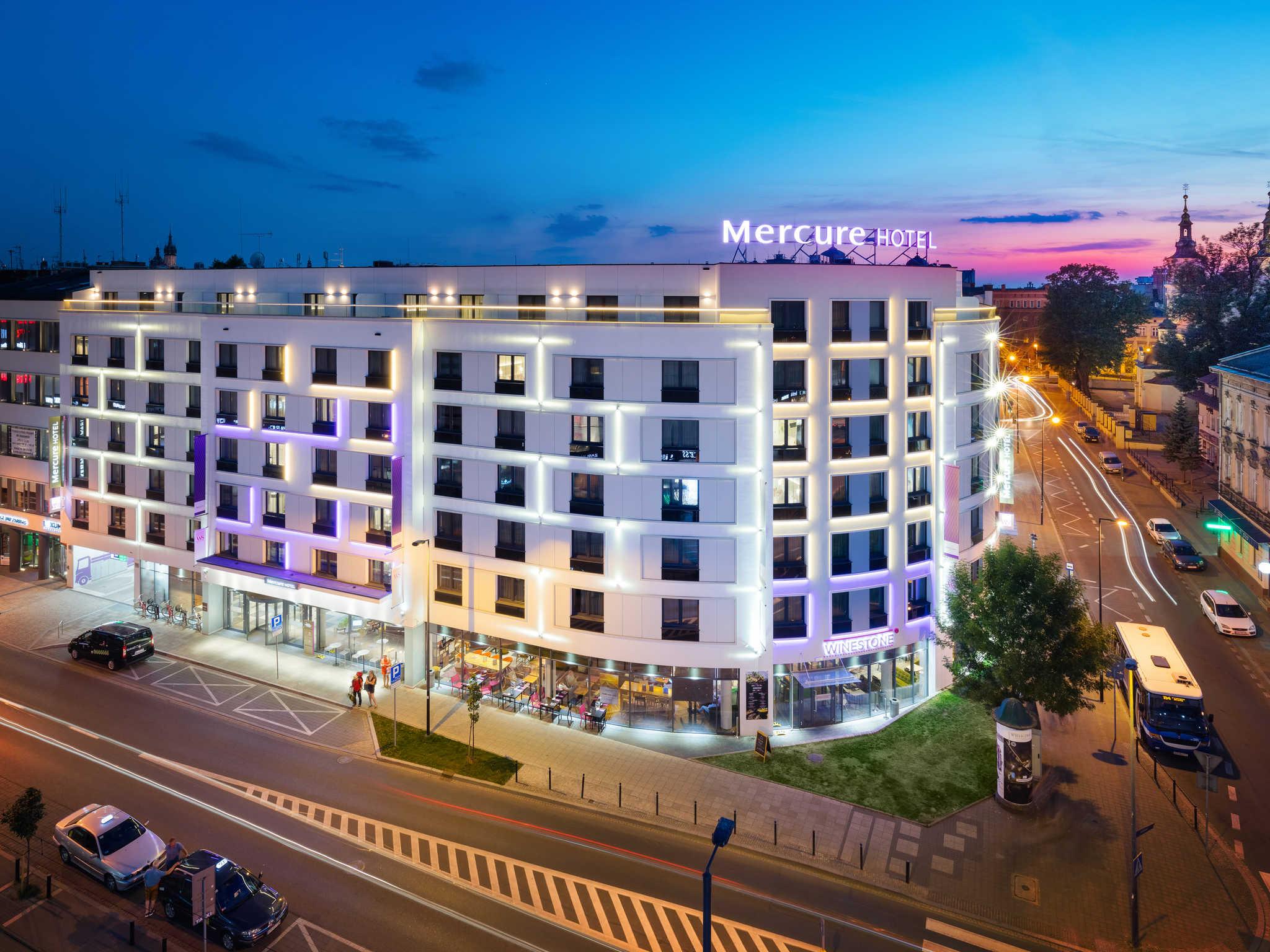 โรงแรม – Hotel Mercure Krakow Stare Miasto (Old Town)