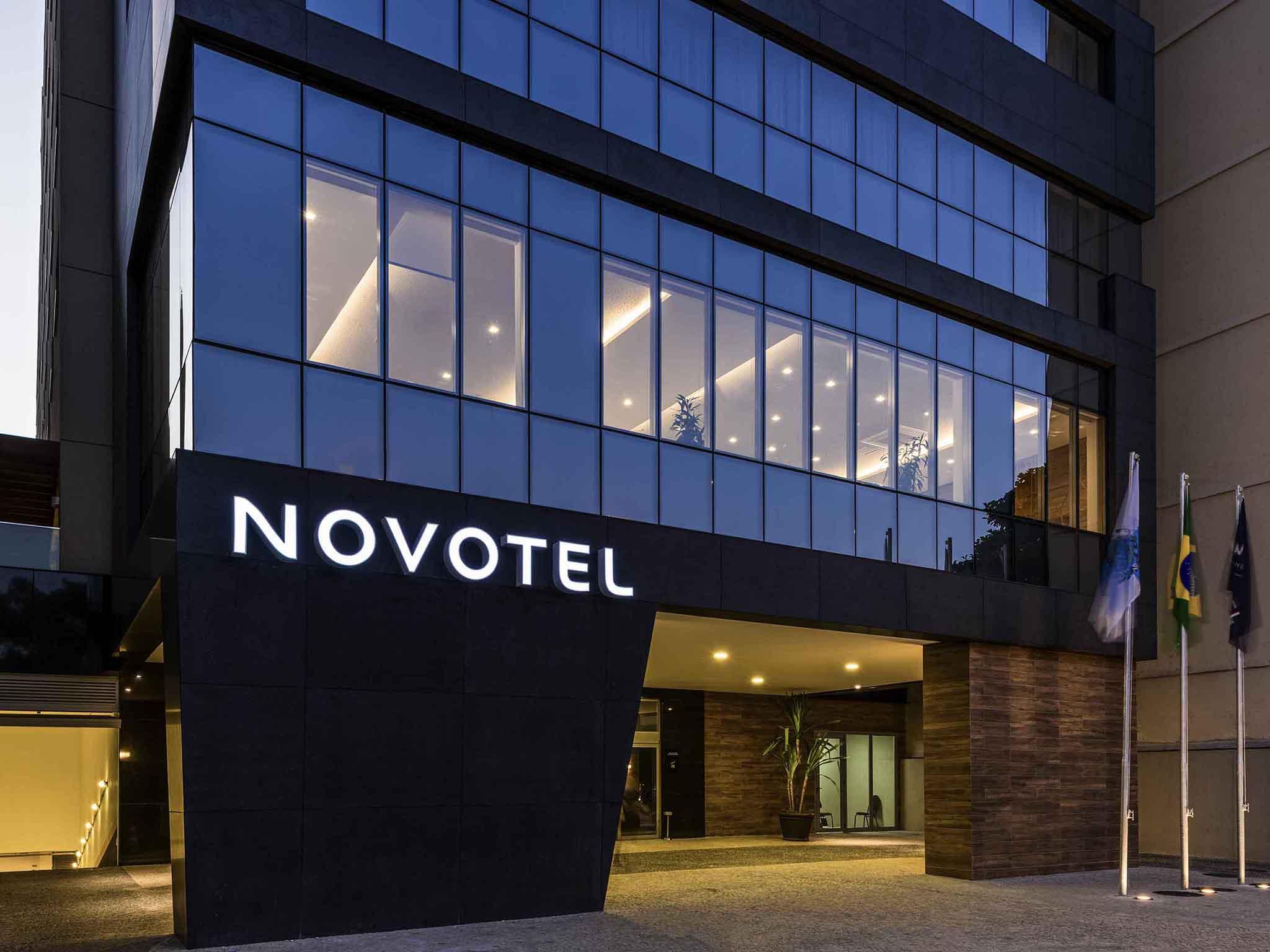فندق - Novotel RJ Praia de Botafogo