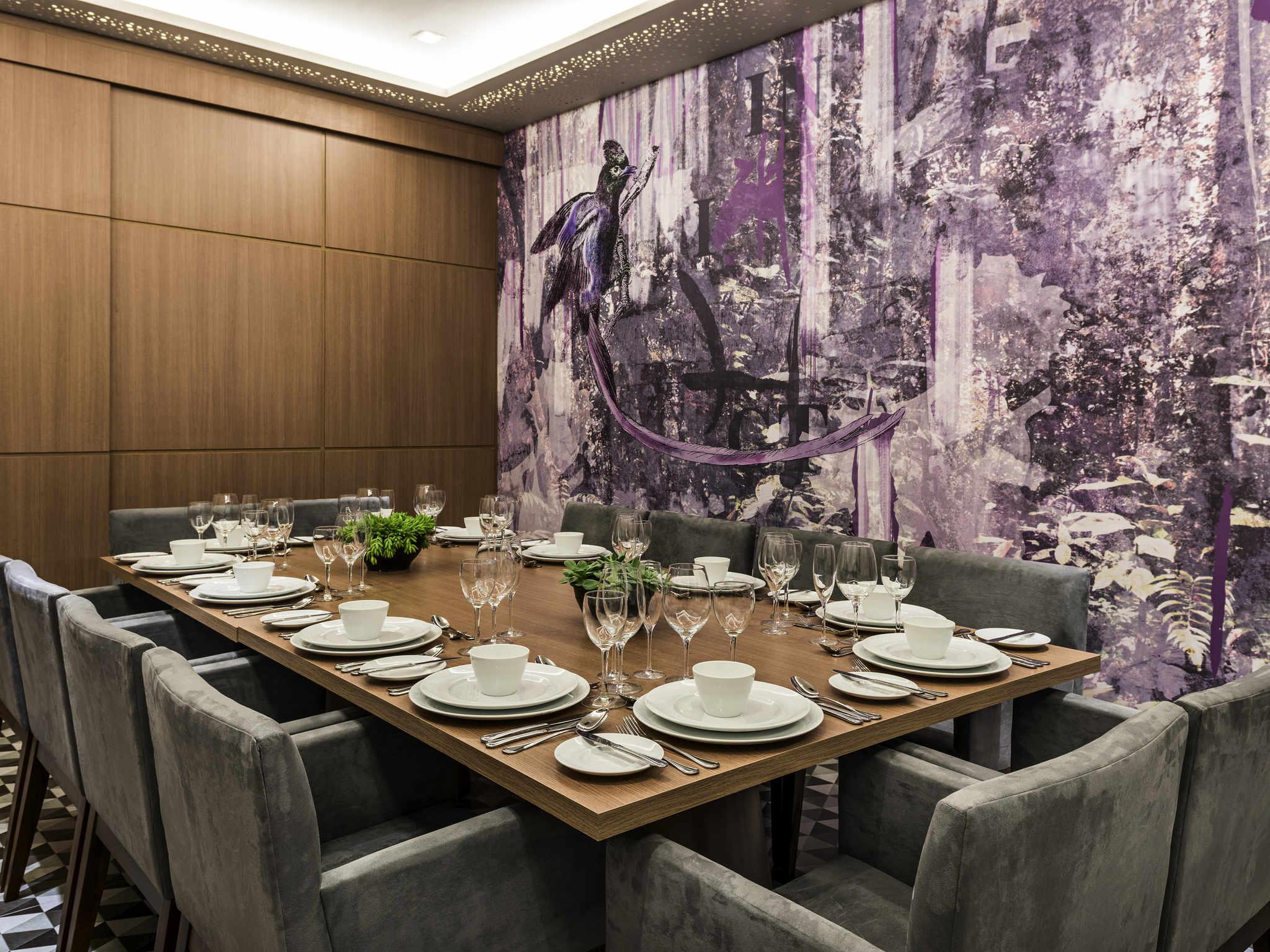 Hotel in RIO DE JANEIRO - Novotel RJ Botafogo