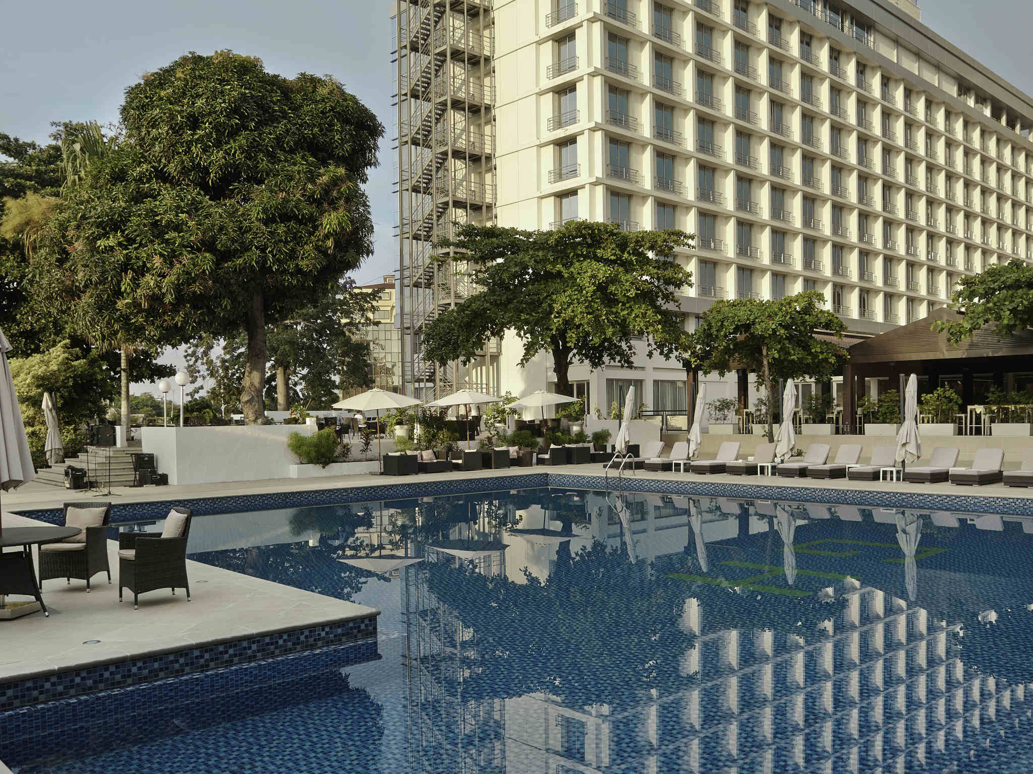 โรงแรม – Pullman Kinshasa Grand Hôtel