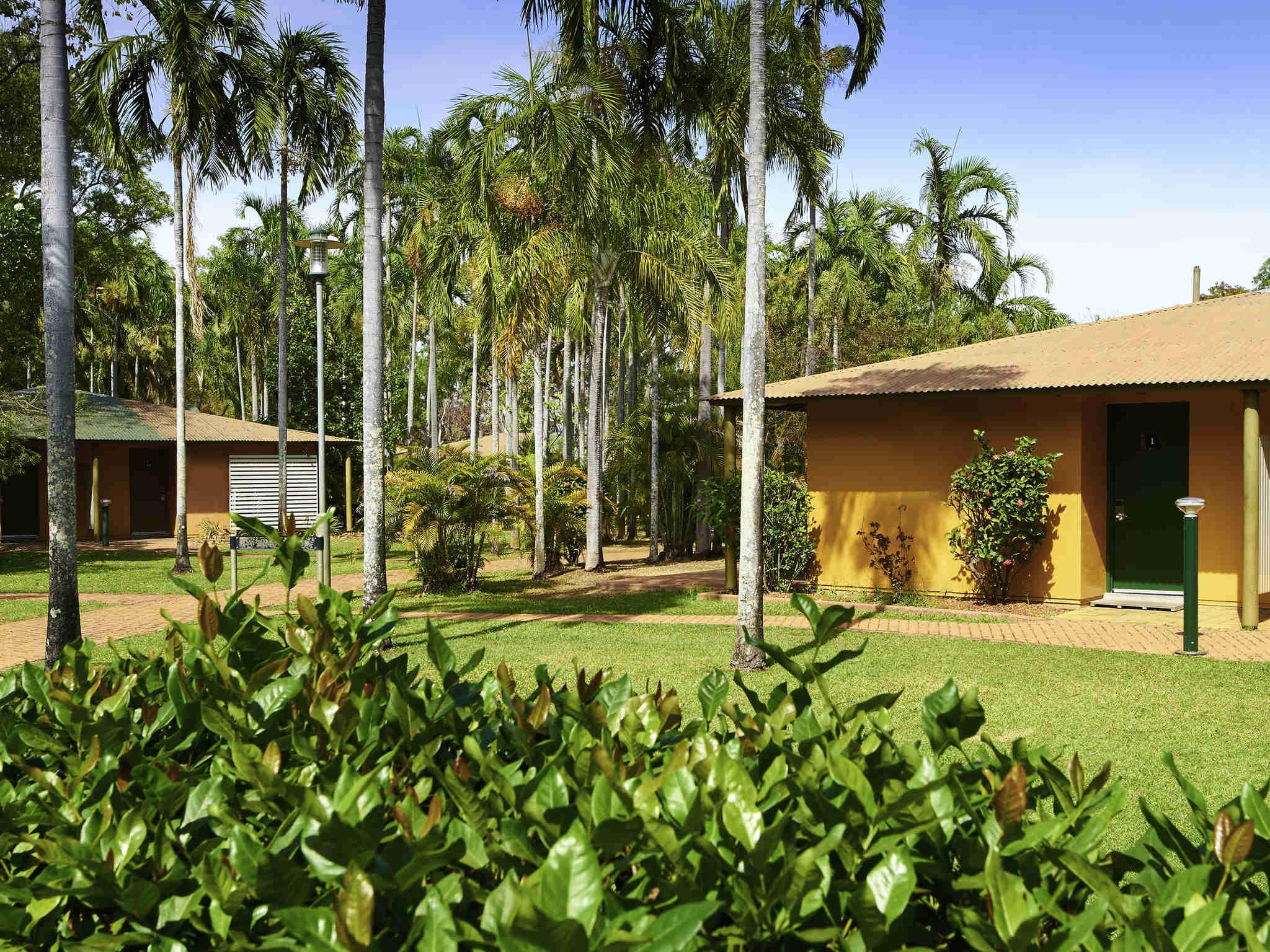 Отель — Cooinda Lodge Kakadu
