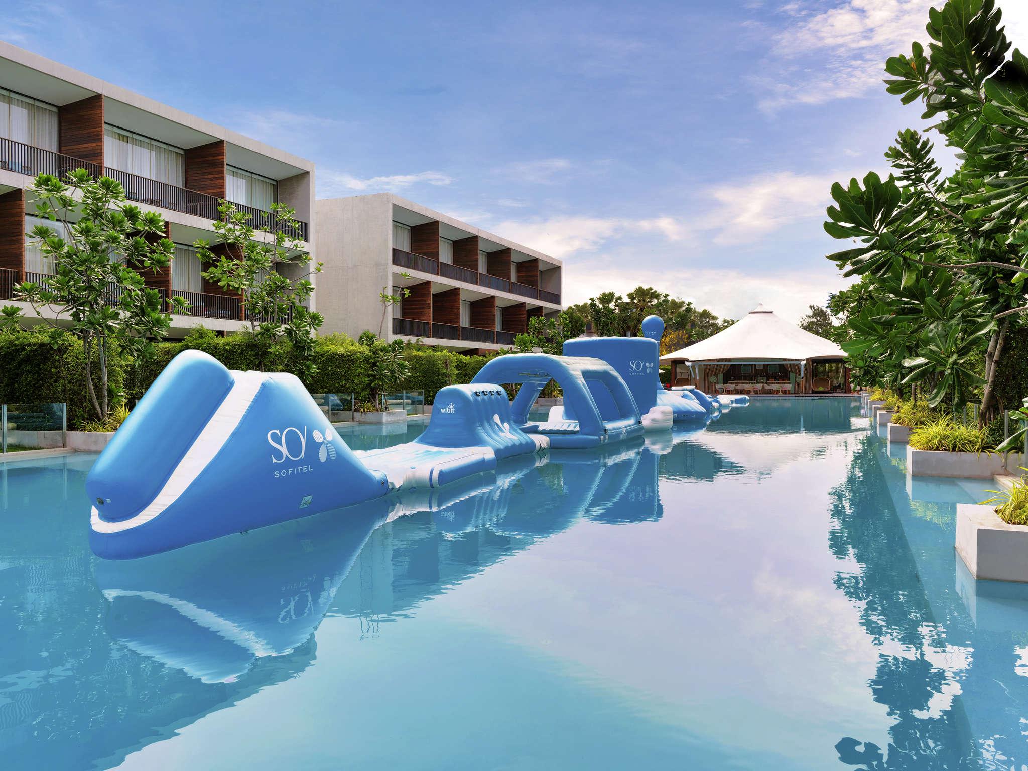 Hotel – SO Sofitel Hua Hin
