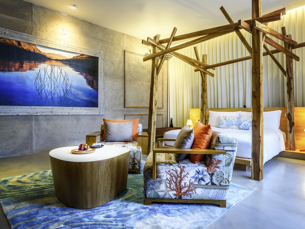 luxushotel hua hin – so sofitel hua hin, Schlafzimmer entwurf