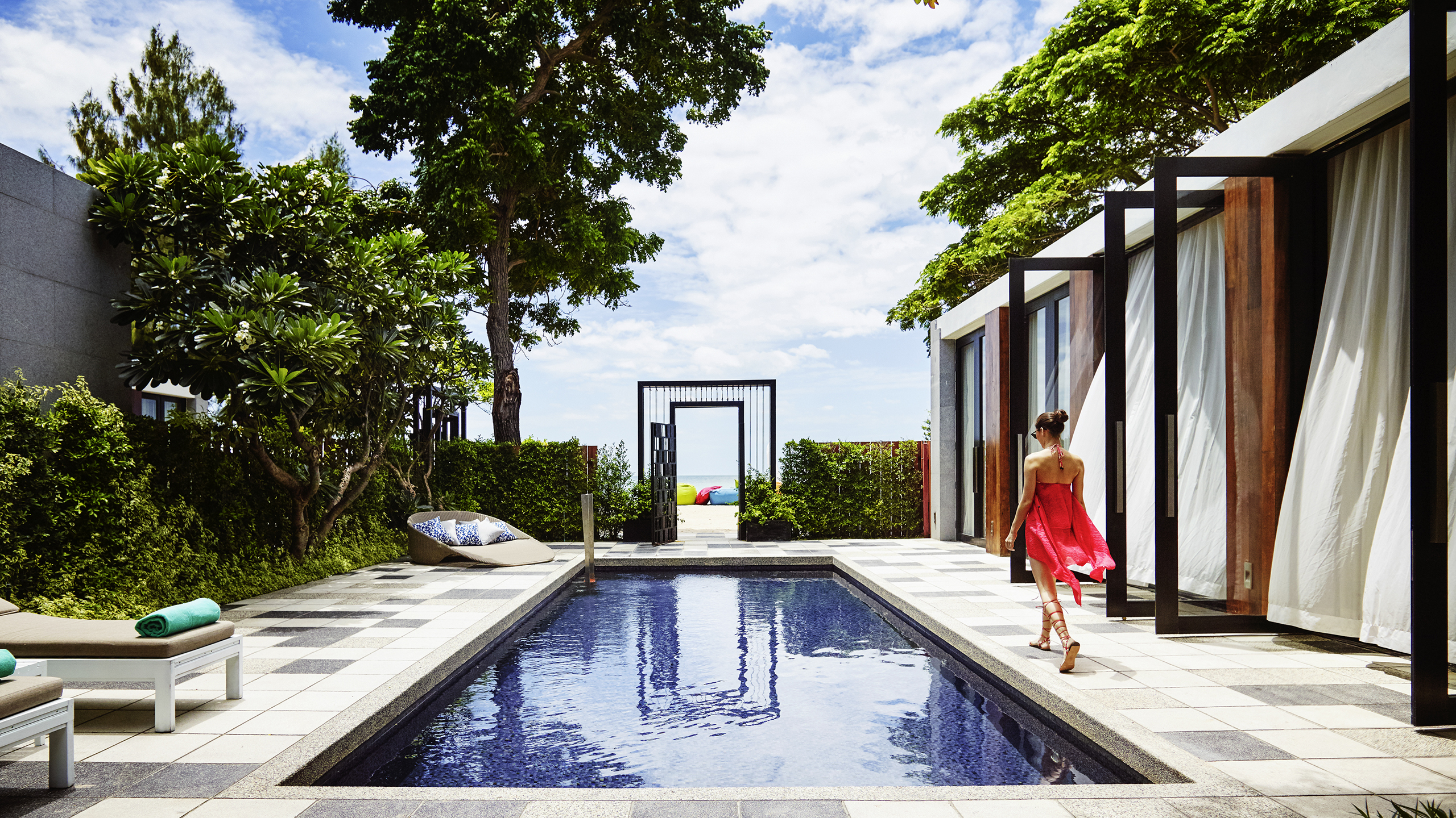Luxury hotel hua hin so sofitel hua hin for Design hotel hua hin