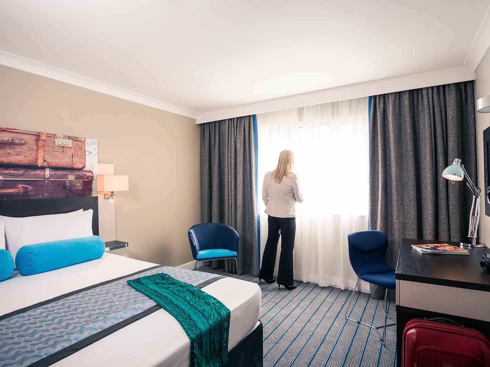 Hotel em londres mercure london heathrow for Hotel adagio londres