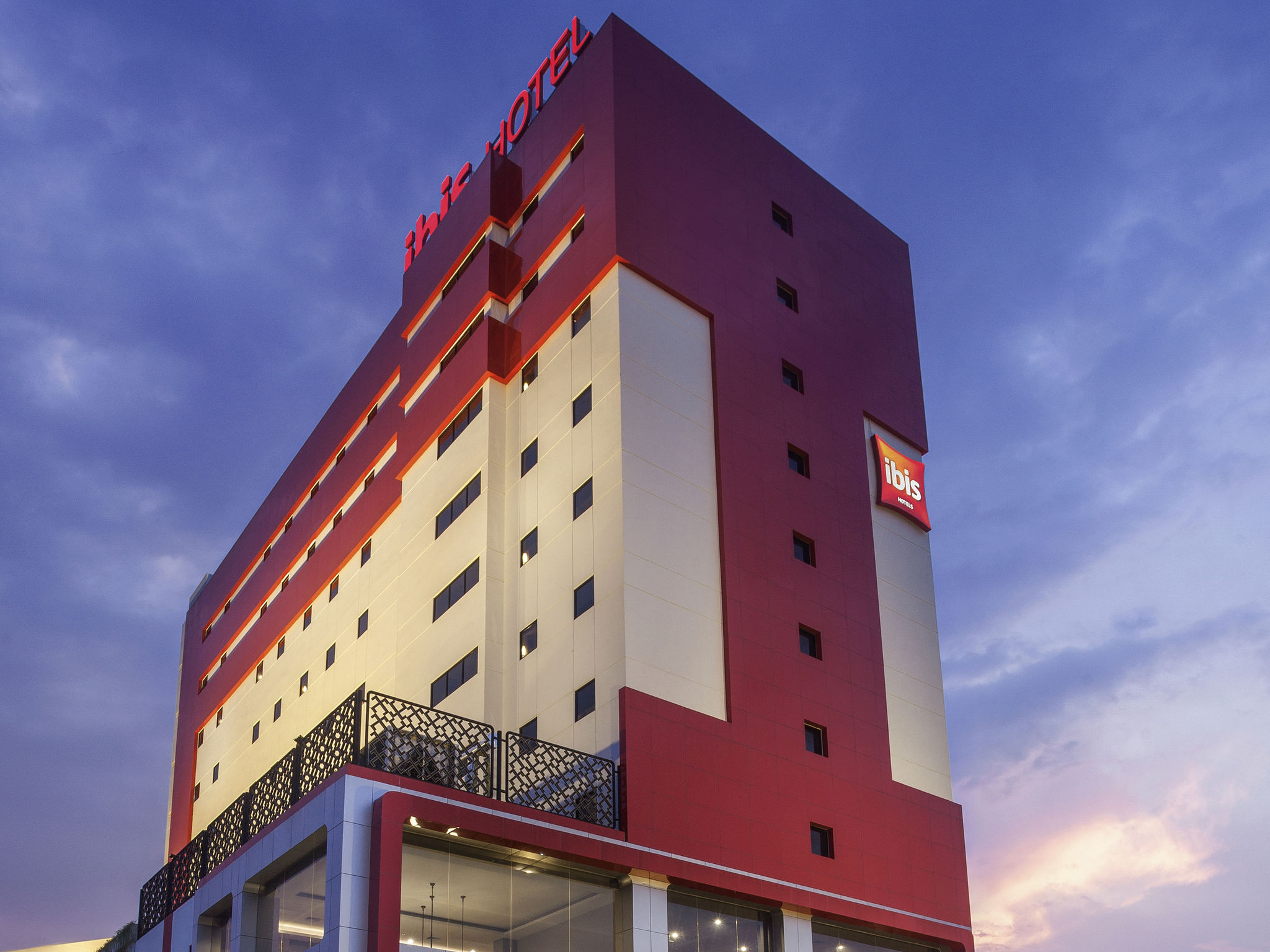 Hotell – ibis Pontianak City Center