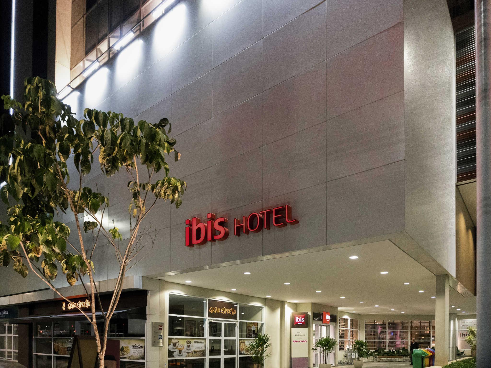 Отель — ibis Osasco