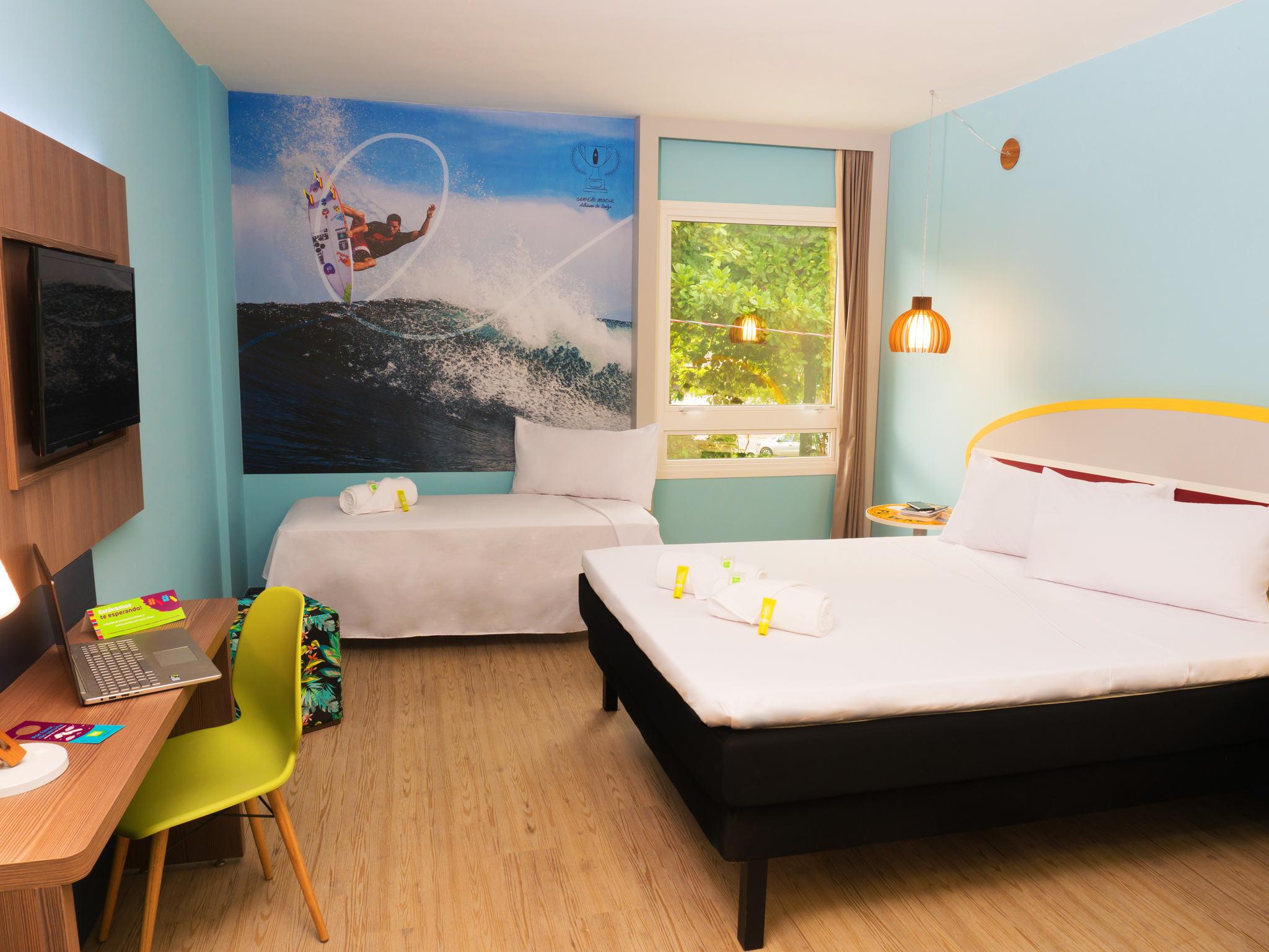 โรงแรม – ibis Styles Guaruja