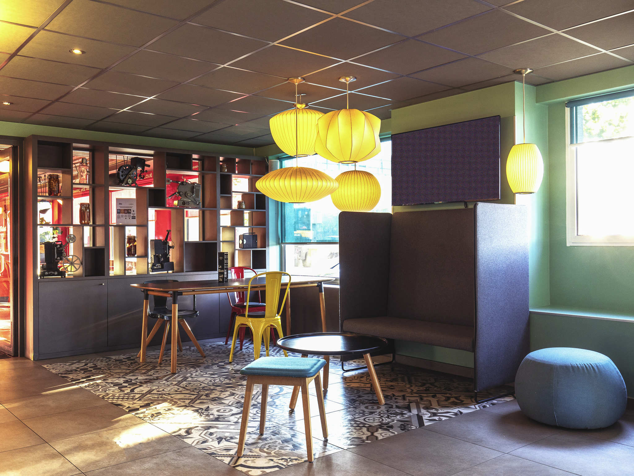 Hotell – ibis Styles Lyon Confluence