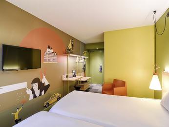 hotel pas cher lyon ibis styles lyon confluence. Black Bedroom Furniture Sets. Home Design Ideas