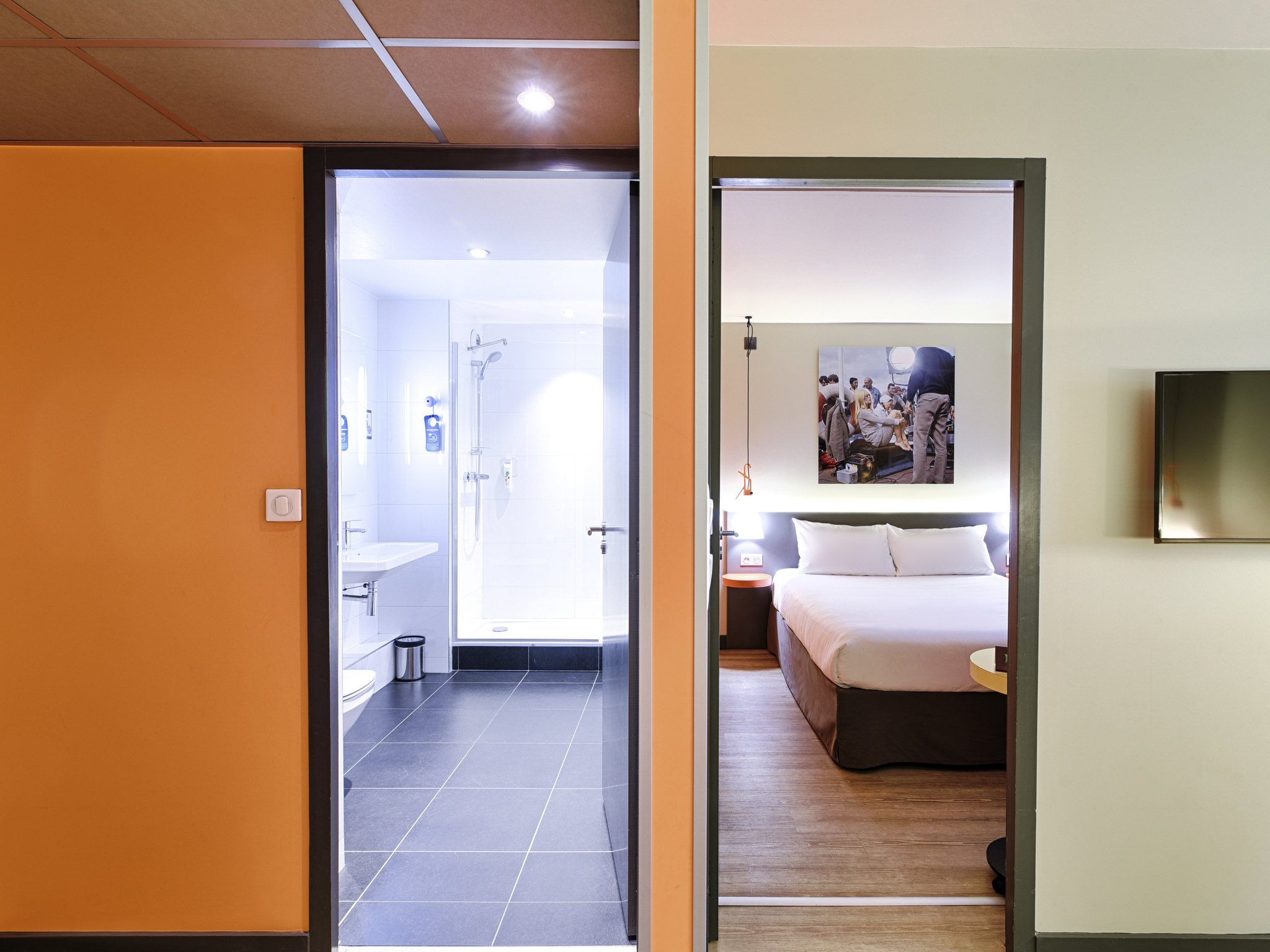 Hotel in LYON - ibis Styles Lyon Confluence on