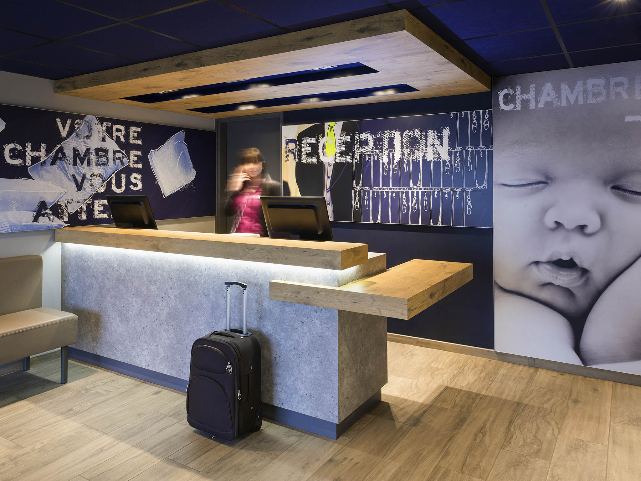Otel – ibis budget Lyon Confluence