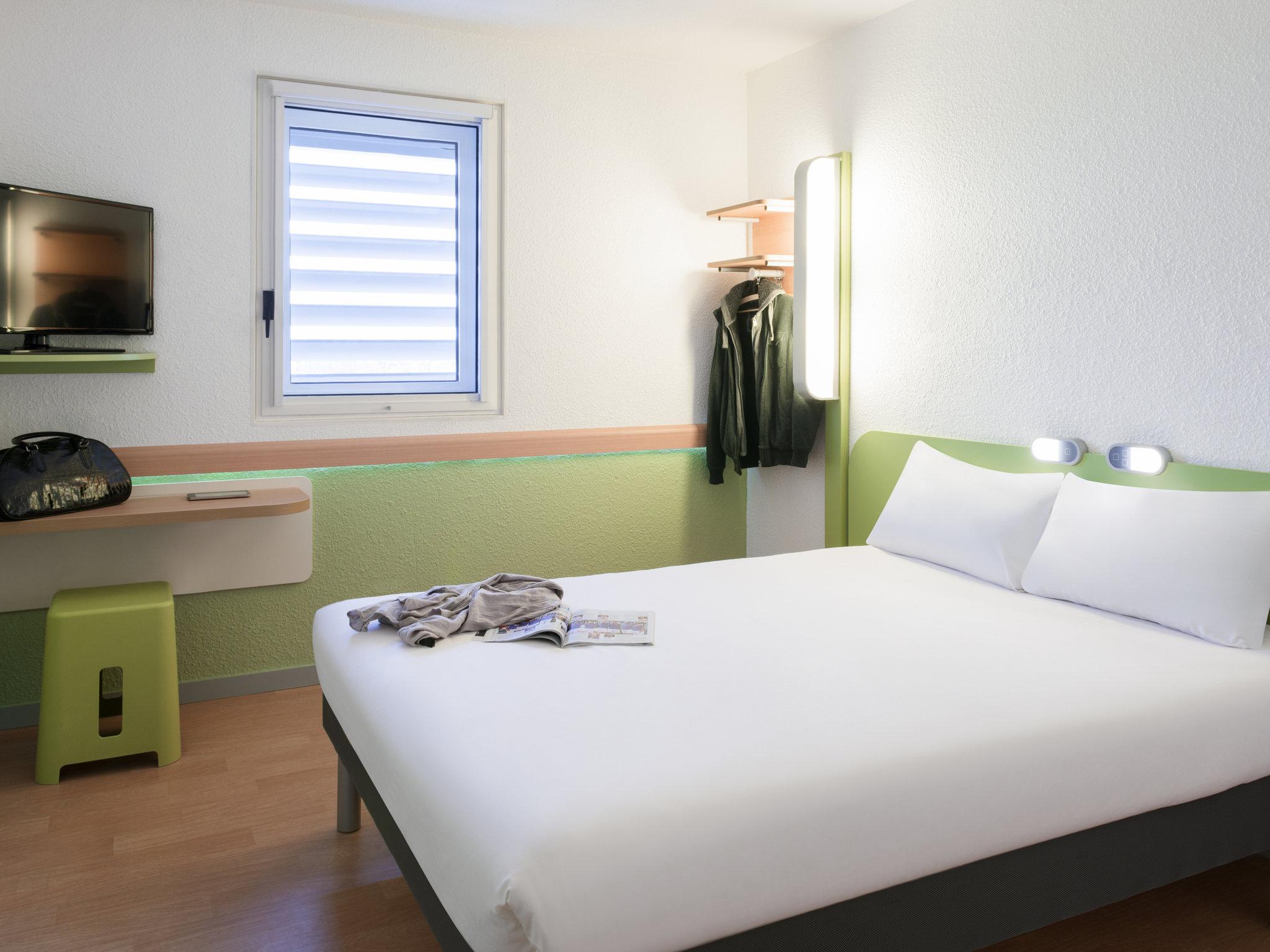 Hotell – ibis budget Lyon Confluence