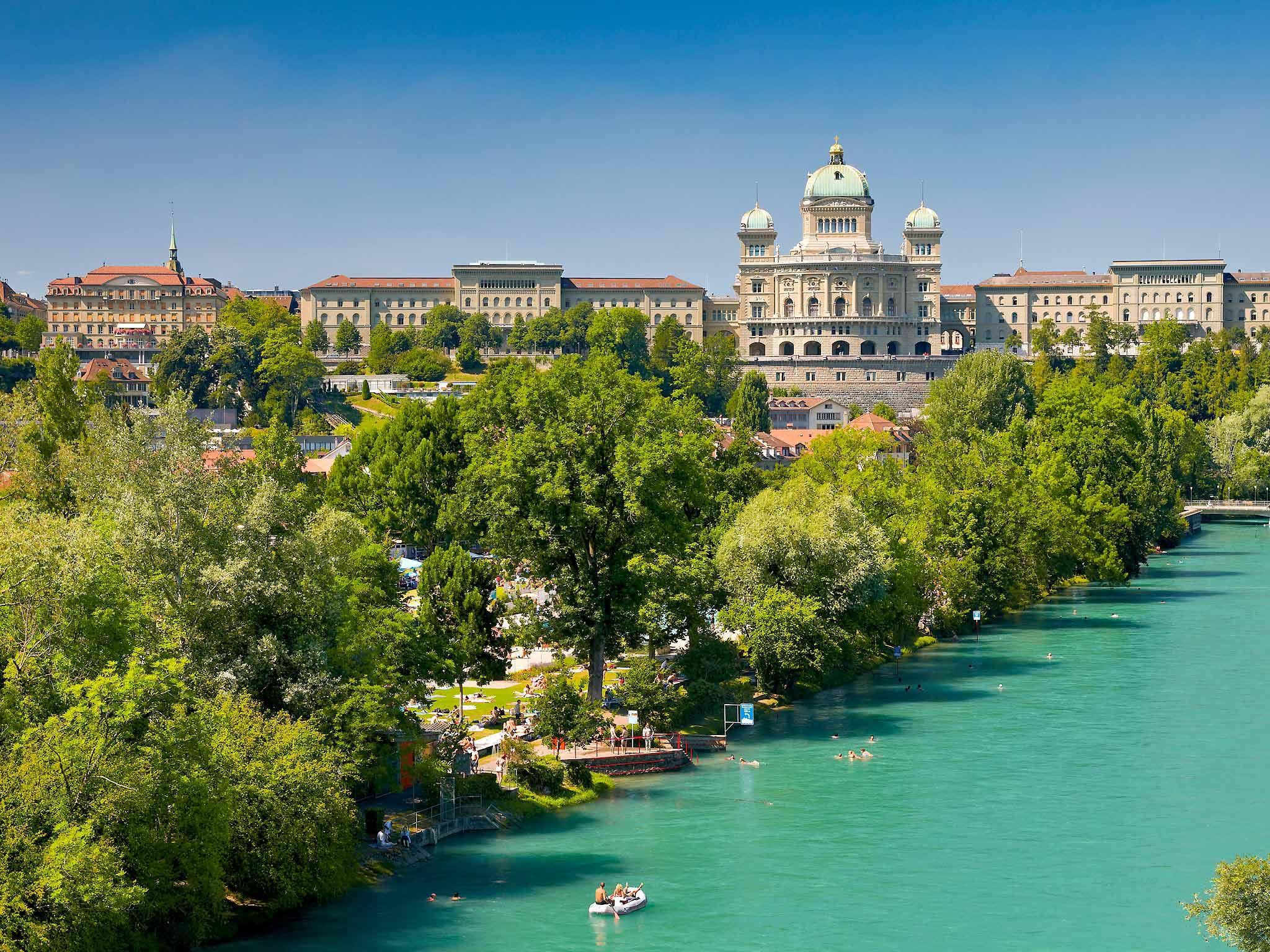 Bern City Hotel