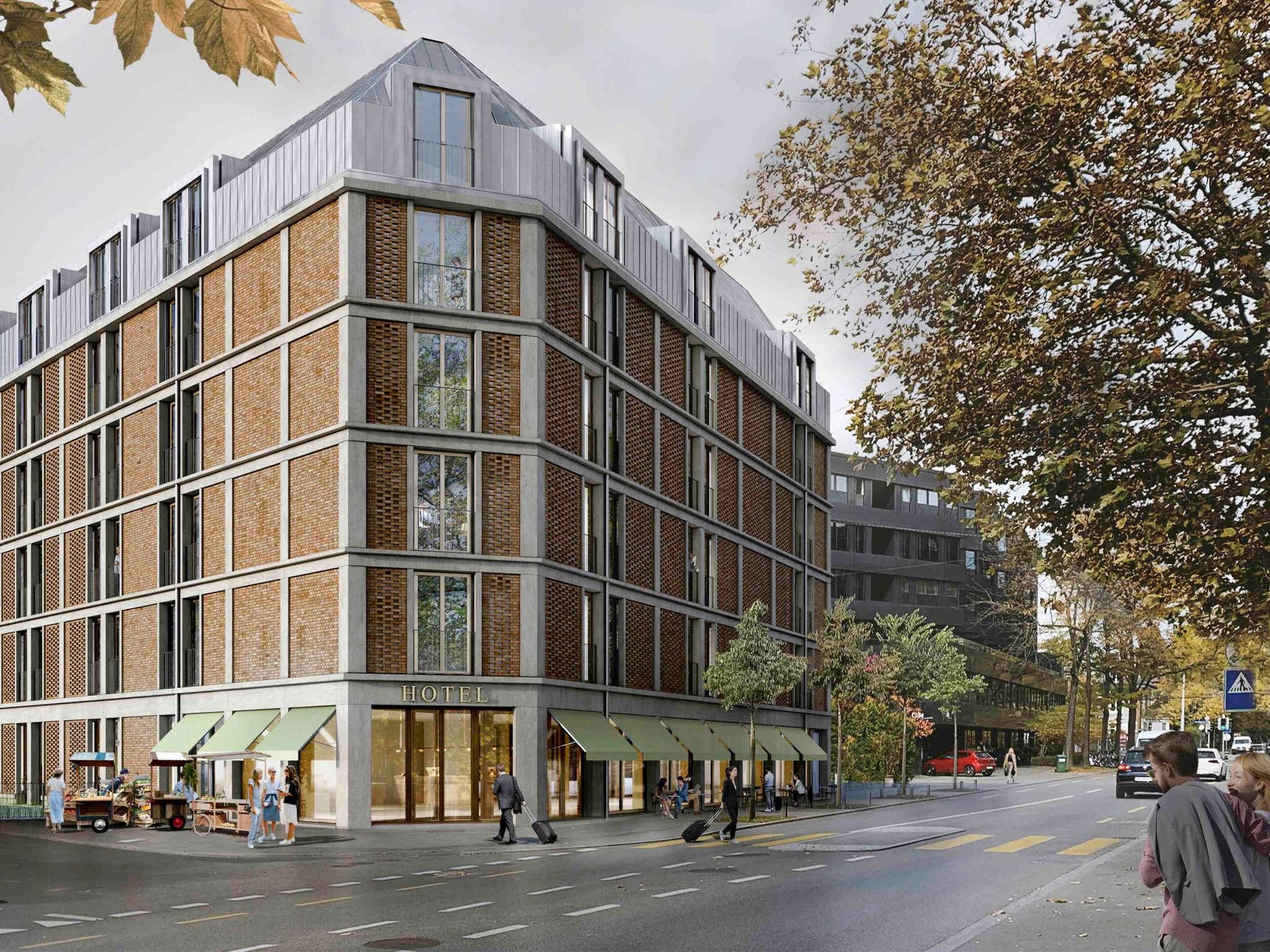 Отель — ibis Styles Берн Сити