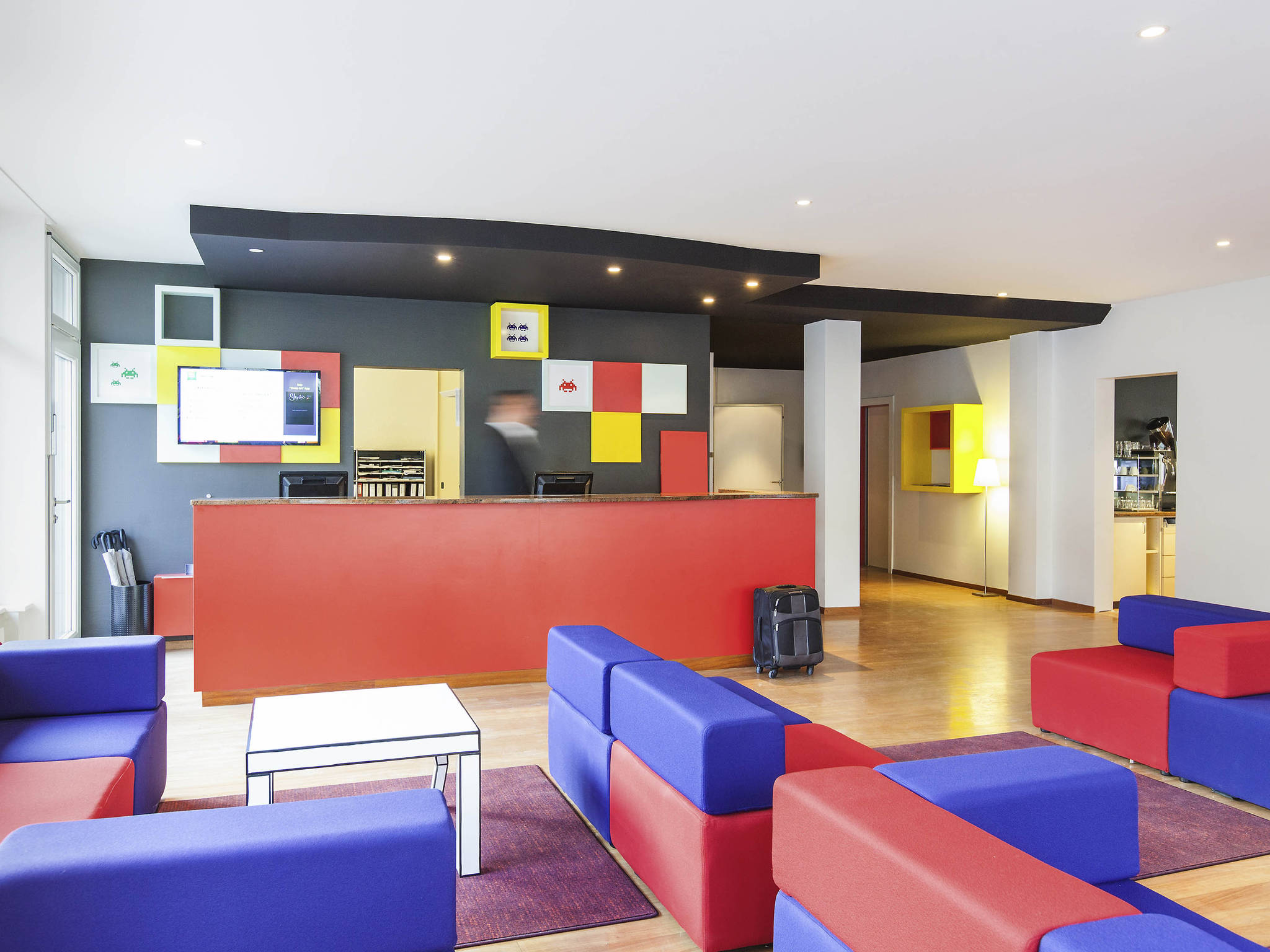 Hôtel - ibis Styles Bern City
