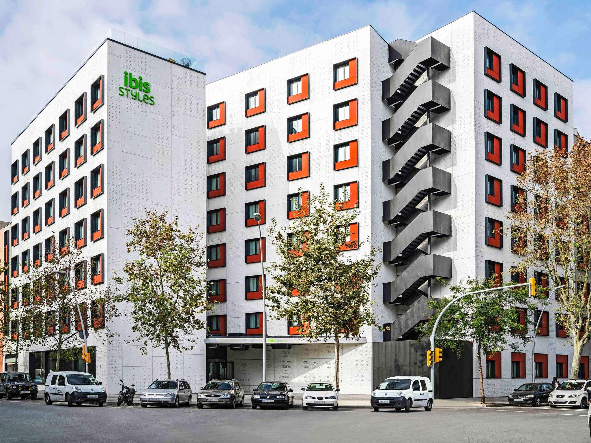 ... Hotel   Ibis Styles Barcelona City Bogatell ...