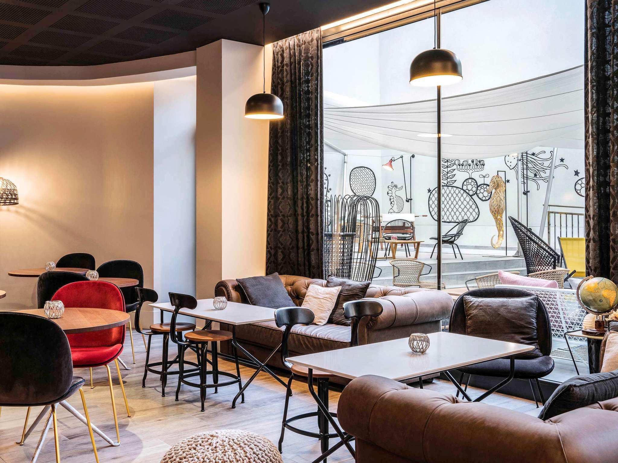 Hotel in BARCELONA ibis Styles Barcelona City Bogatell