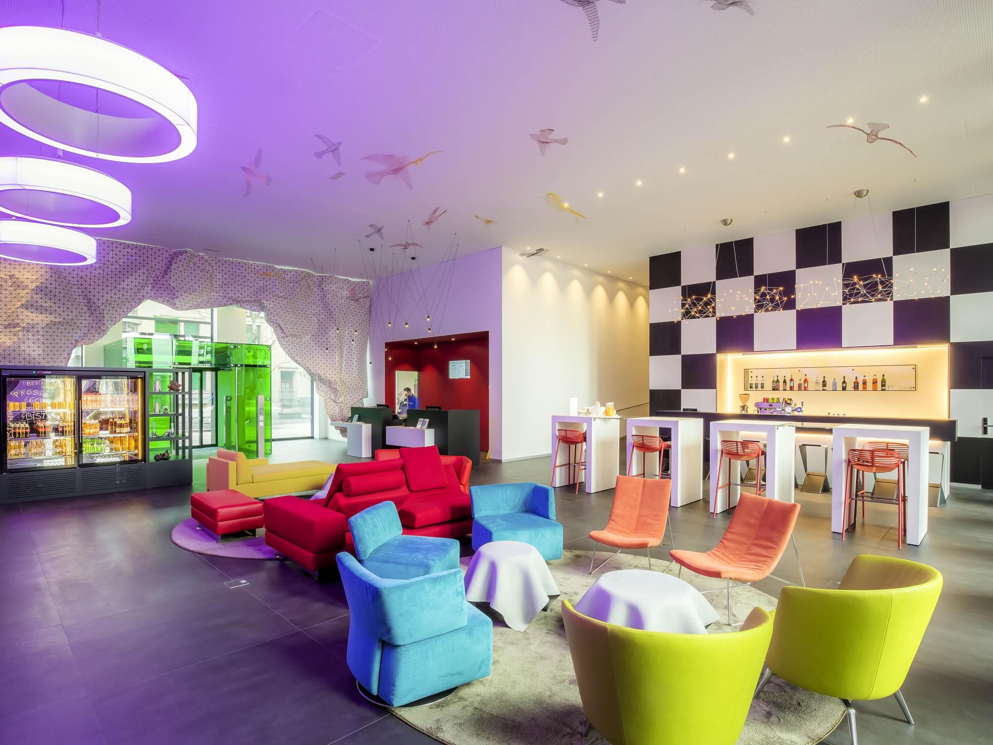โรงแรม – ibis Styles Basel City