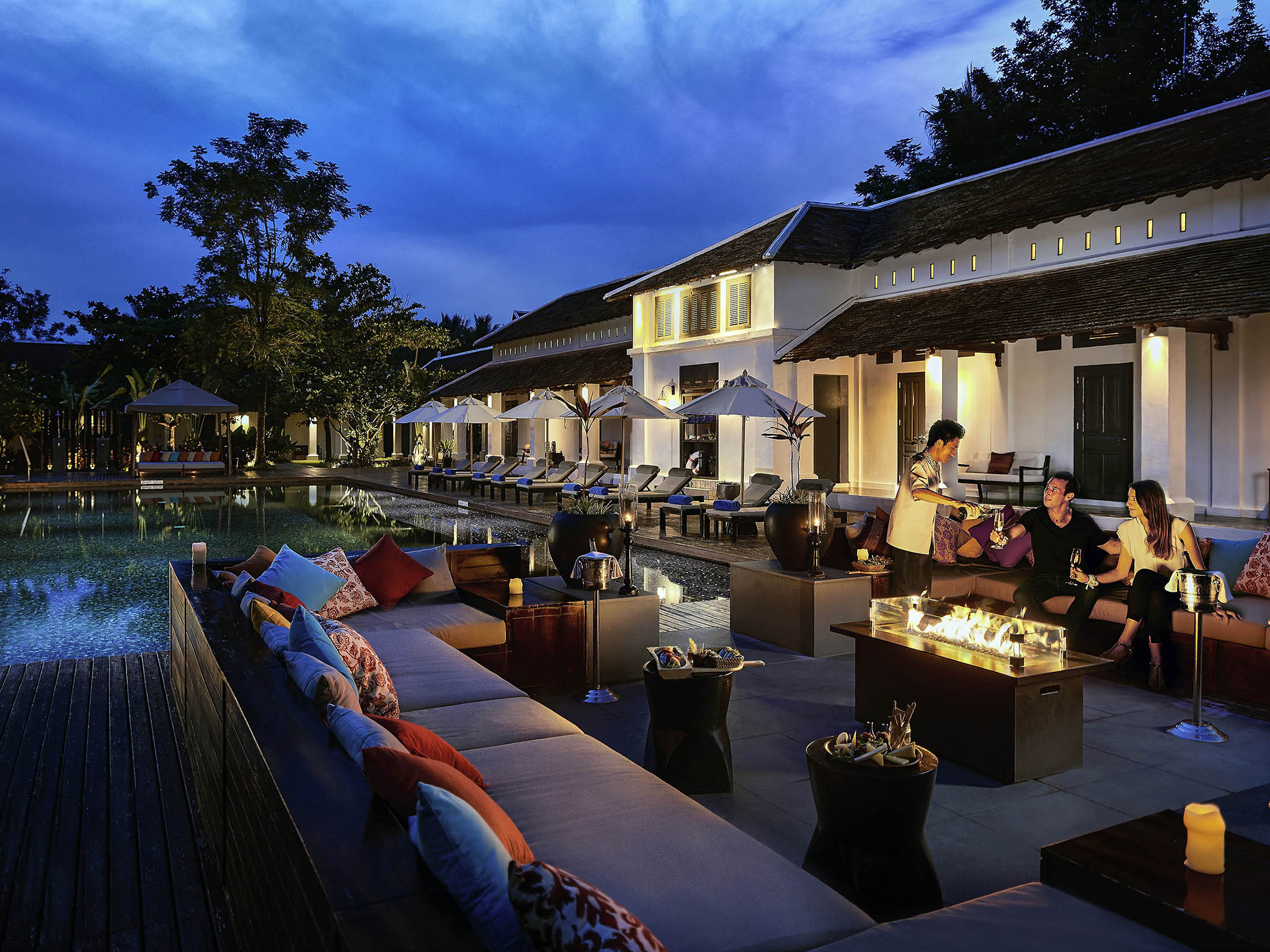 Hotel Sofitel Luang Prabang