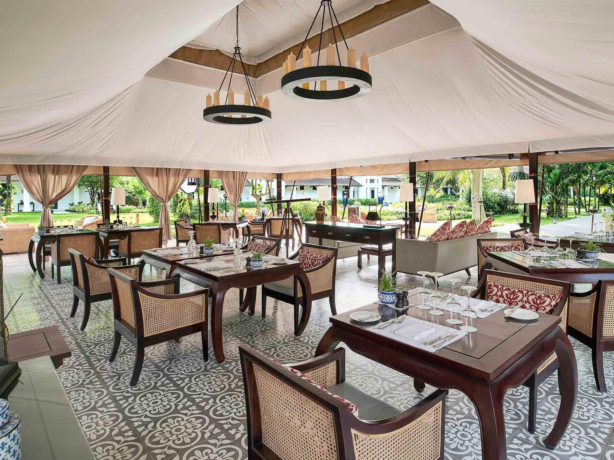 hotel in luang prabang sofitel luang prabang restaurant sofitel luang prabang