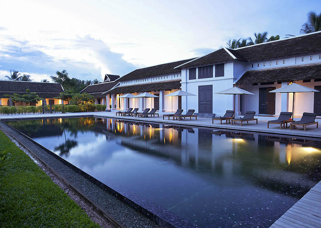 Luxury hotel luang prabang sofitel luang prabang for Luxury hotels in laos