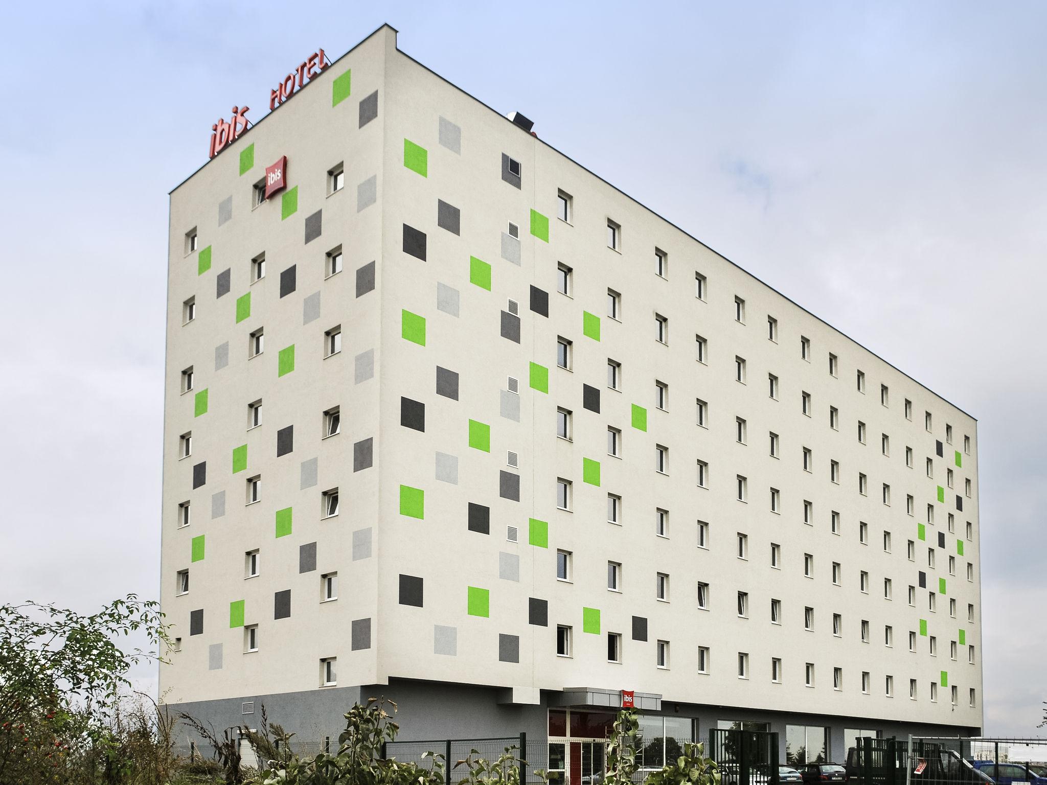 Отель — ibis София Аэропорт