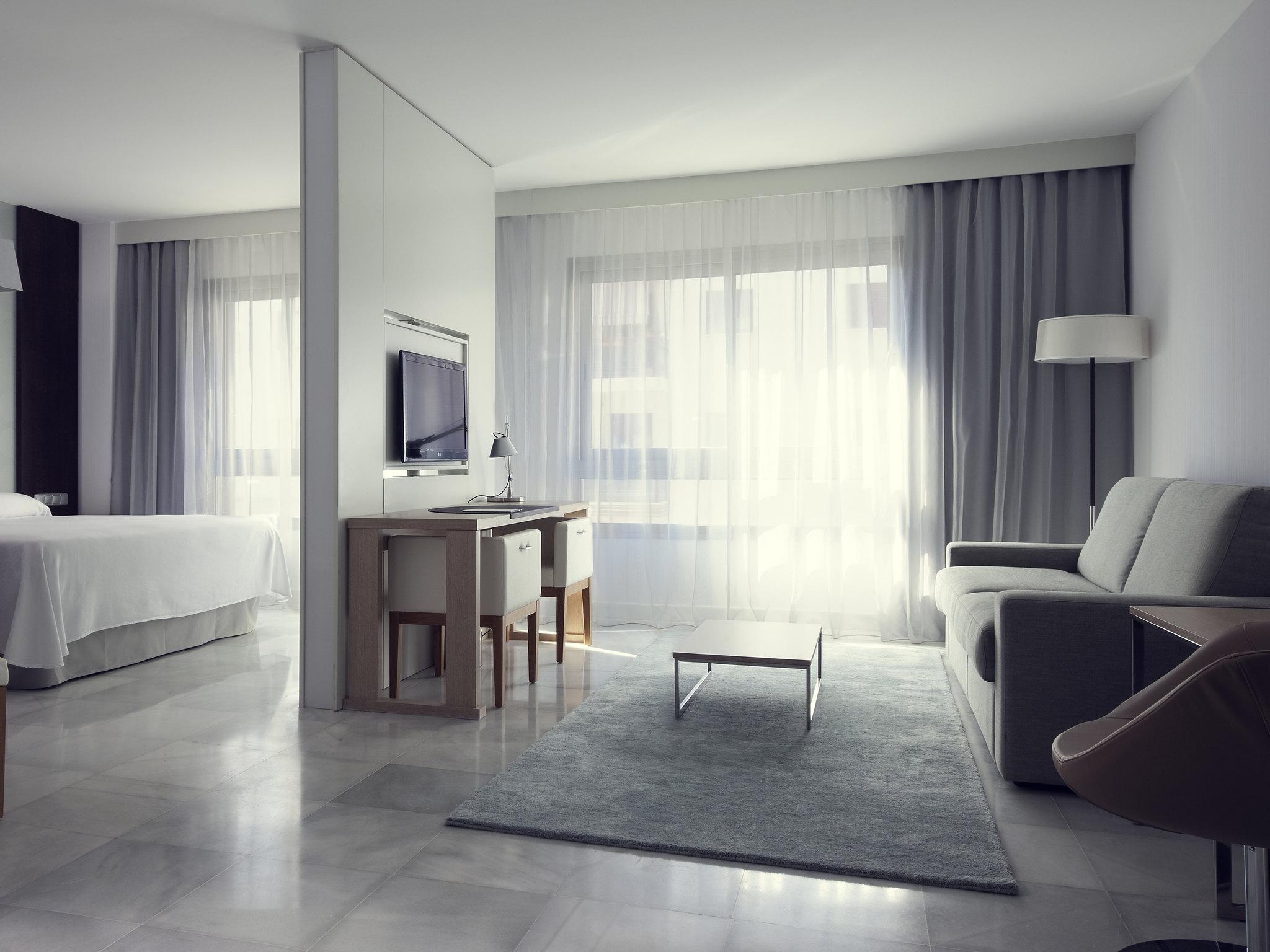 Hotell – Mercure Algeciras