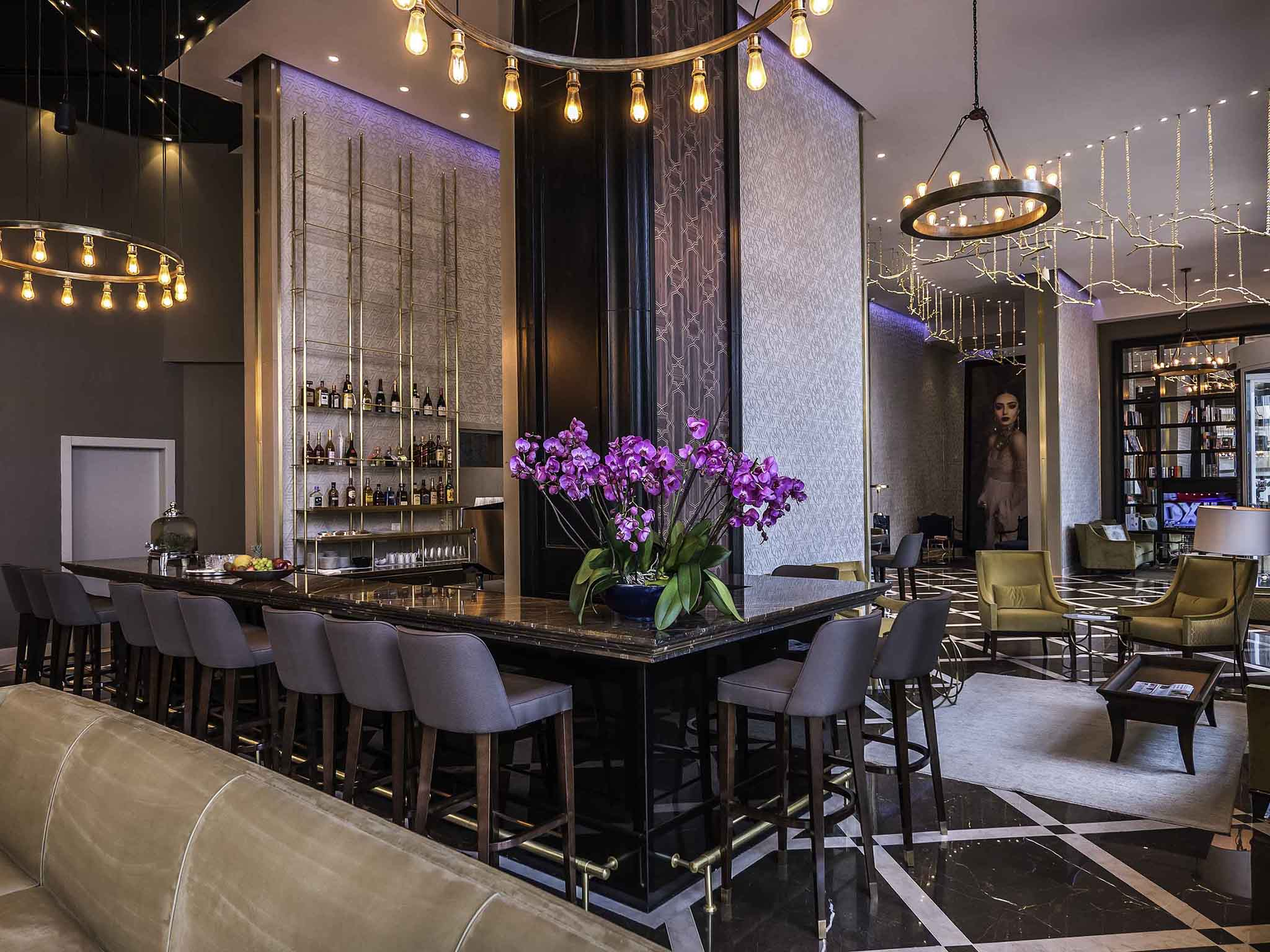 酒店 – 美憬阁索菲特内坦亚大卫城塔酒店