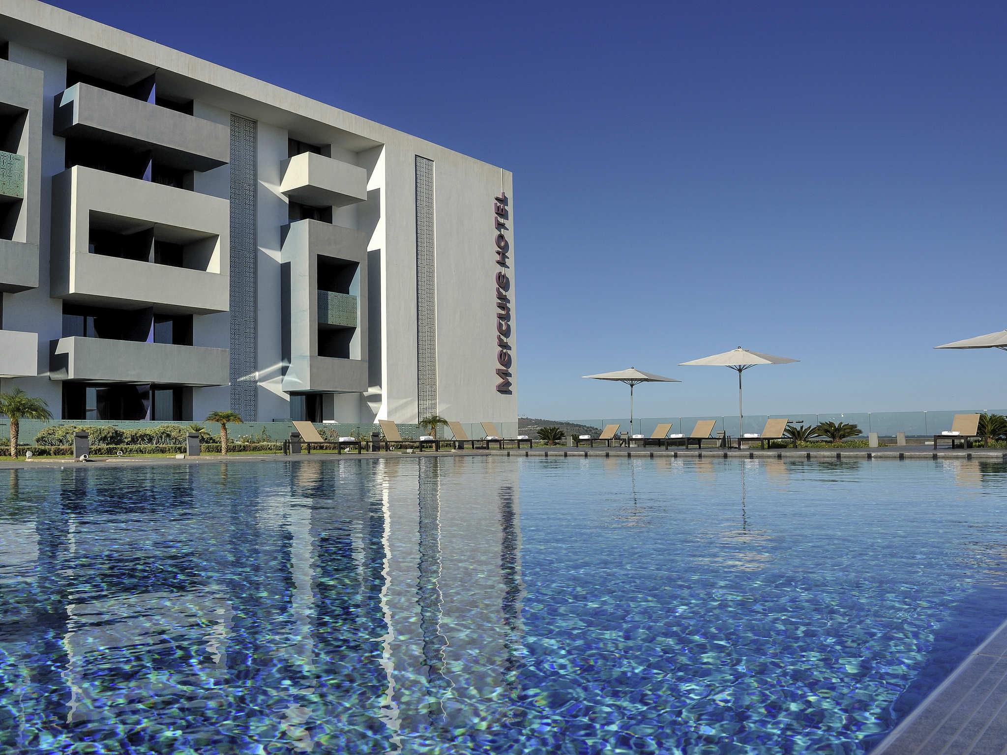 โรงแรม – Hôtel Mercure Rif Nador