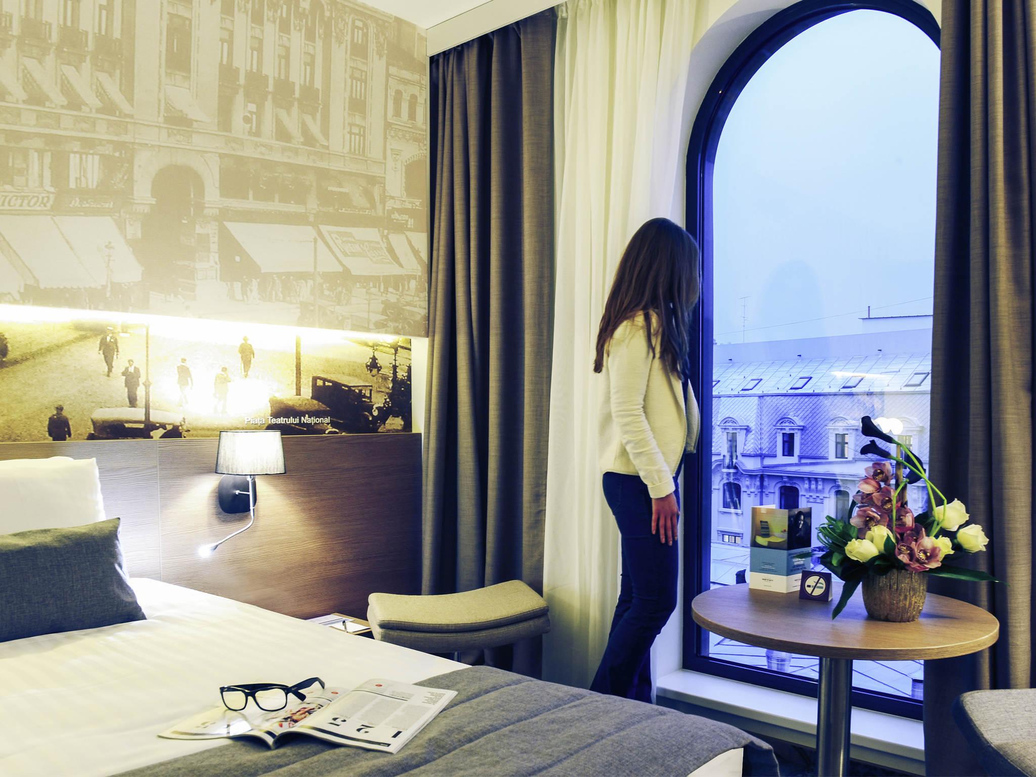 โรงแรม – Mercure Bucharest City Center