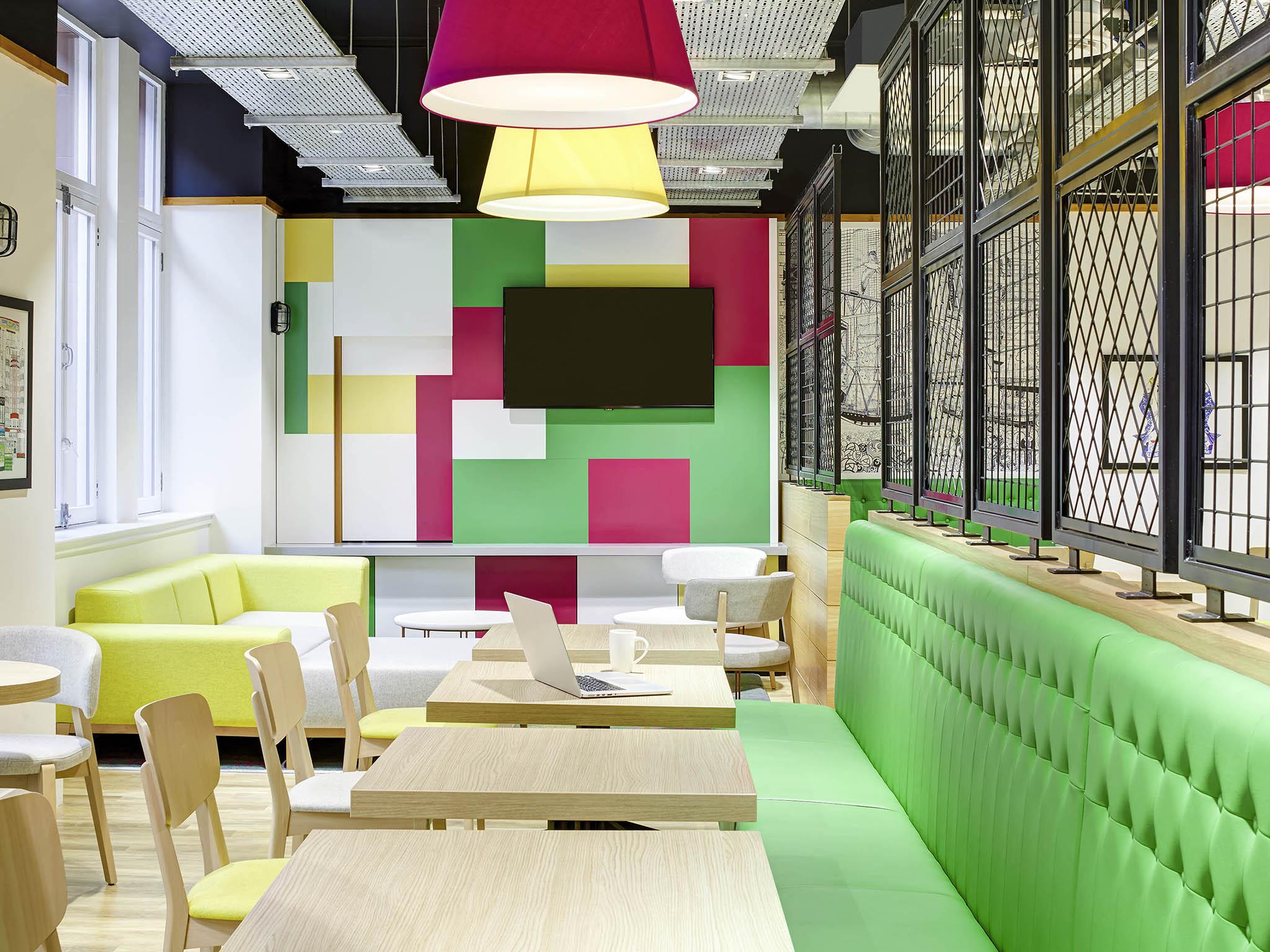 Отель — ibis Styles Глазго Центр Площадь Георга