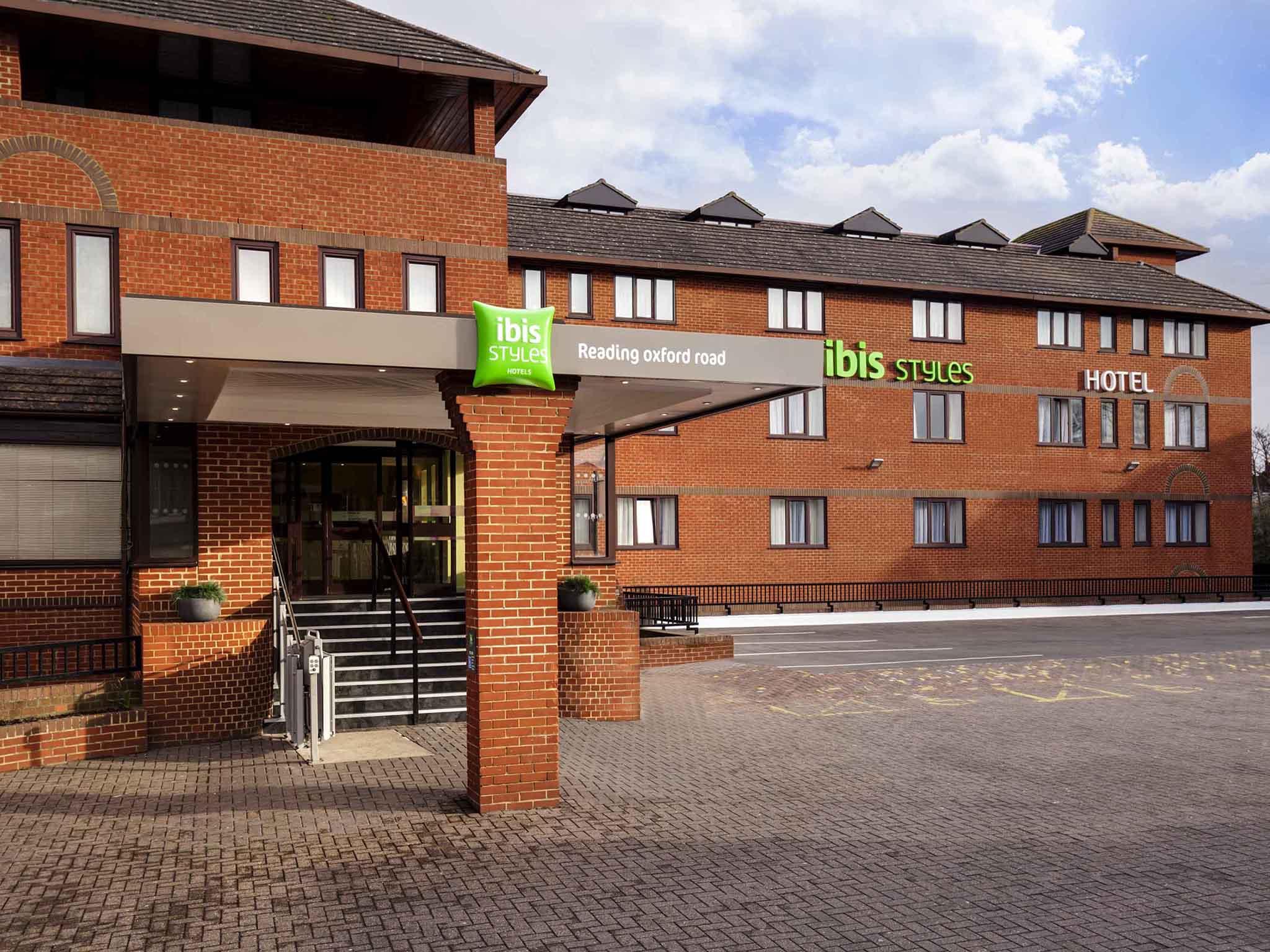 Отель — ibis Styles Рединг Оксфорд Роуд (открытие в декабре 2015 г.)