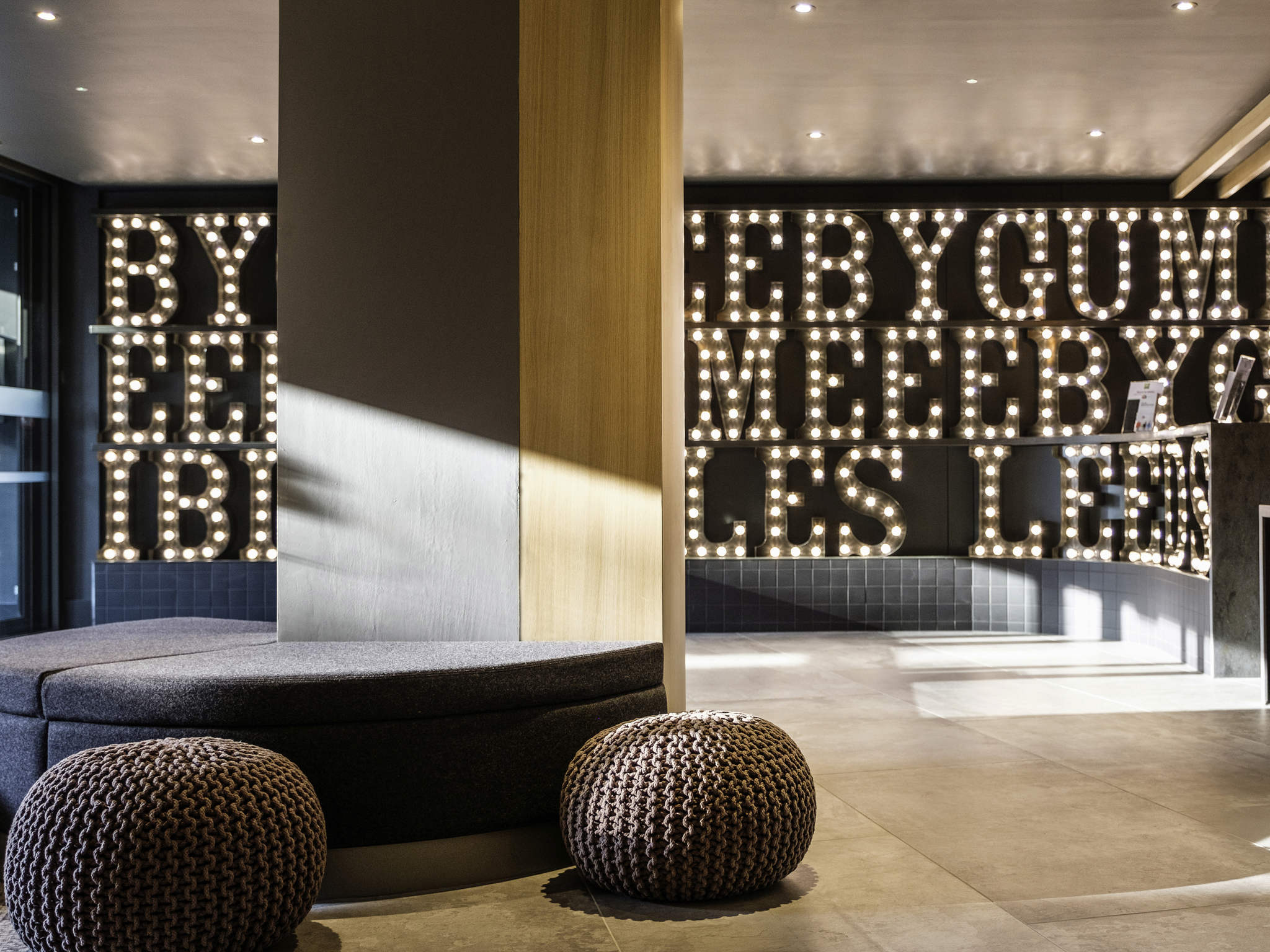 Отель — ibis Styles Лидс Сити Центр Арена