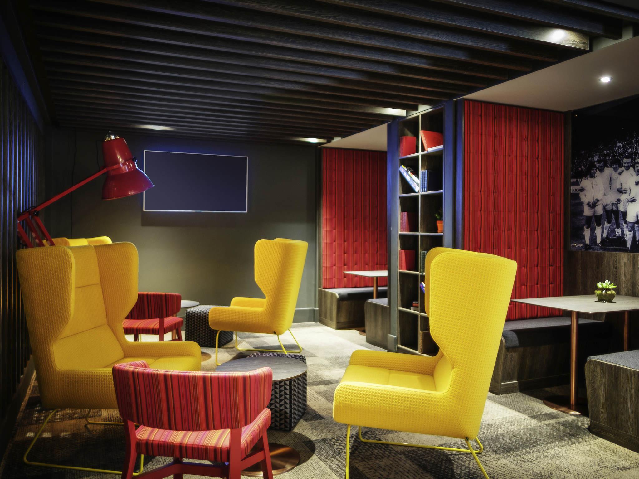 hotel in leeds ibis styles leeds city centre arena