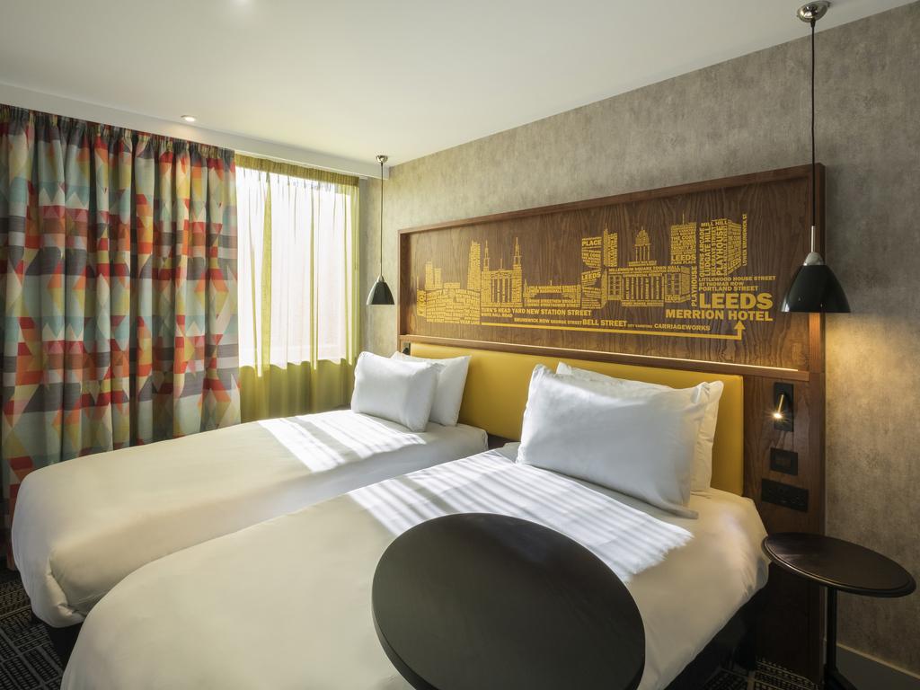 Cheap Hotel Rooms Leeds City Centre