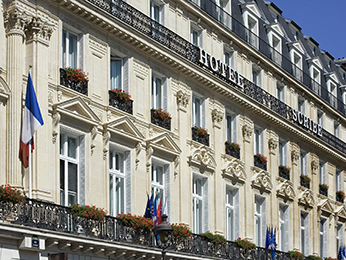 Otel – HOTEL DE TEST TEAM HOD -- PLEASE DO NOT RESERVE IT - TEST 4