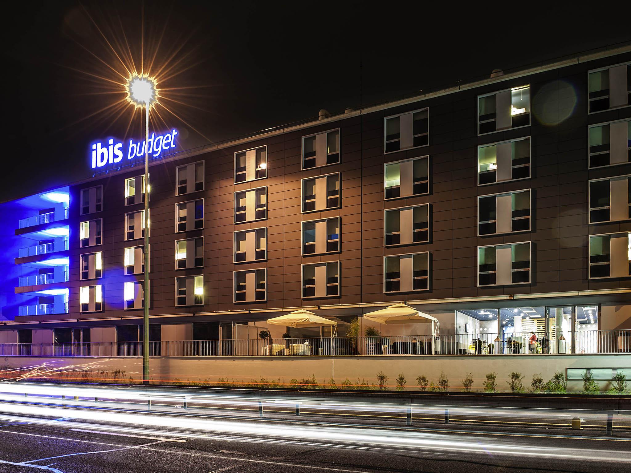 Отель — ibis budget Bezons Rives de Seine